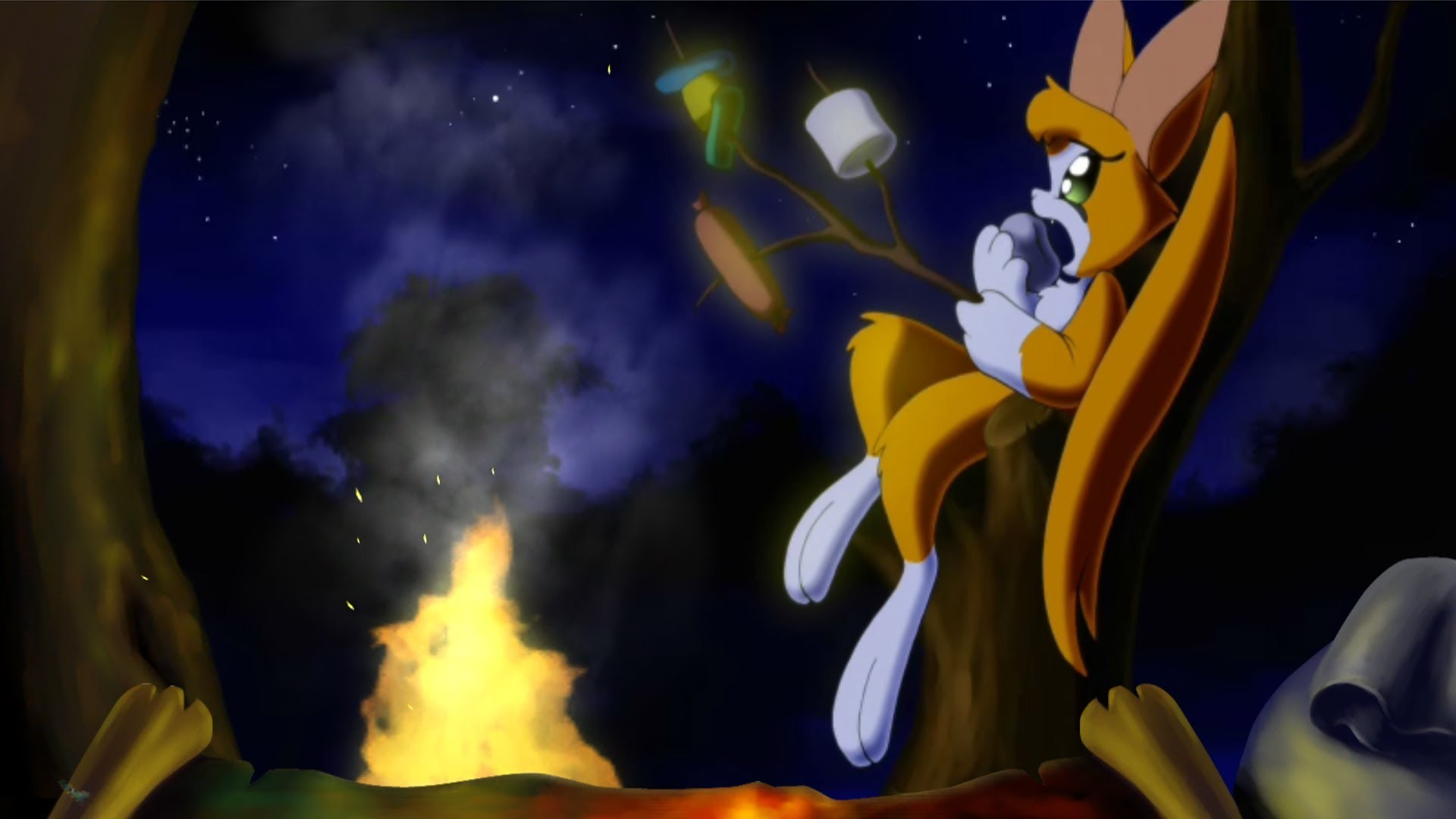 Dust: an Elysian Tail (HD) The Land of Remembrance