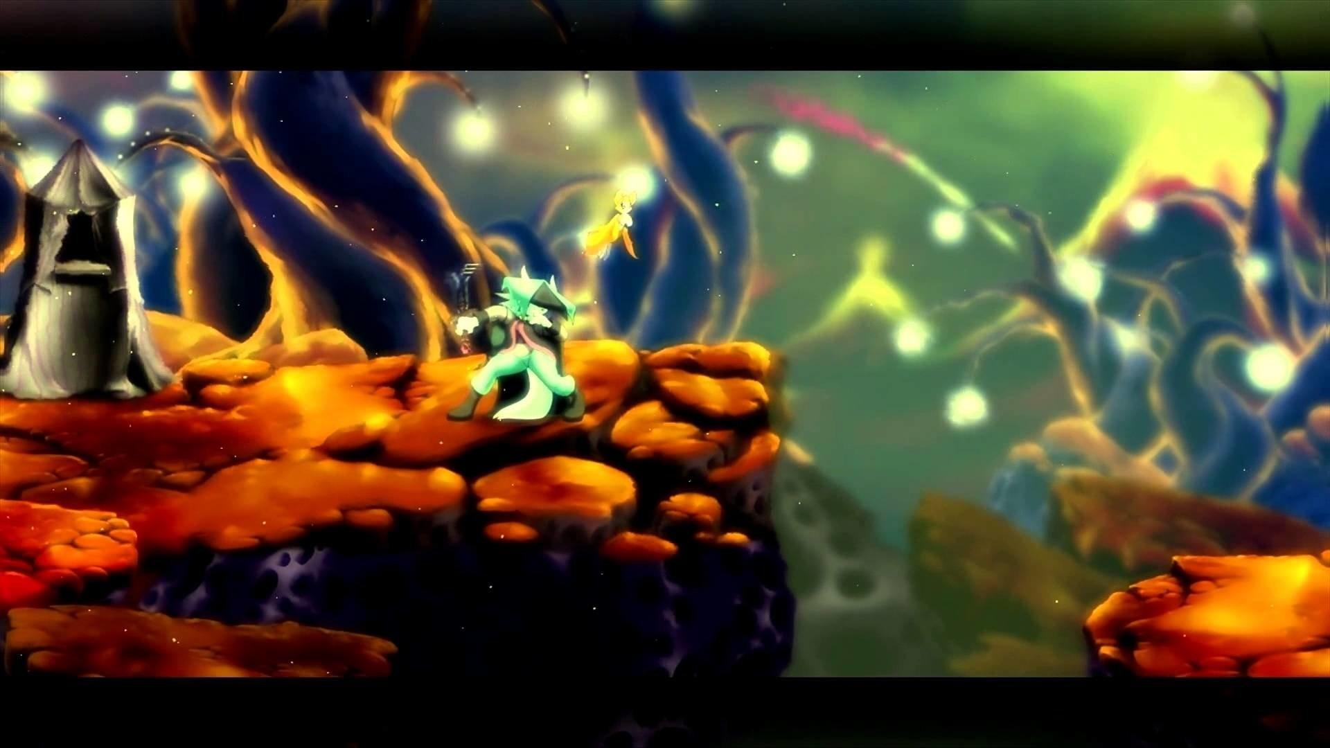 Video Game – Dust: An Elysian Tail Wallpaper