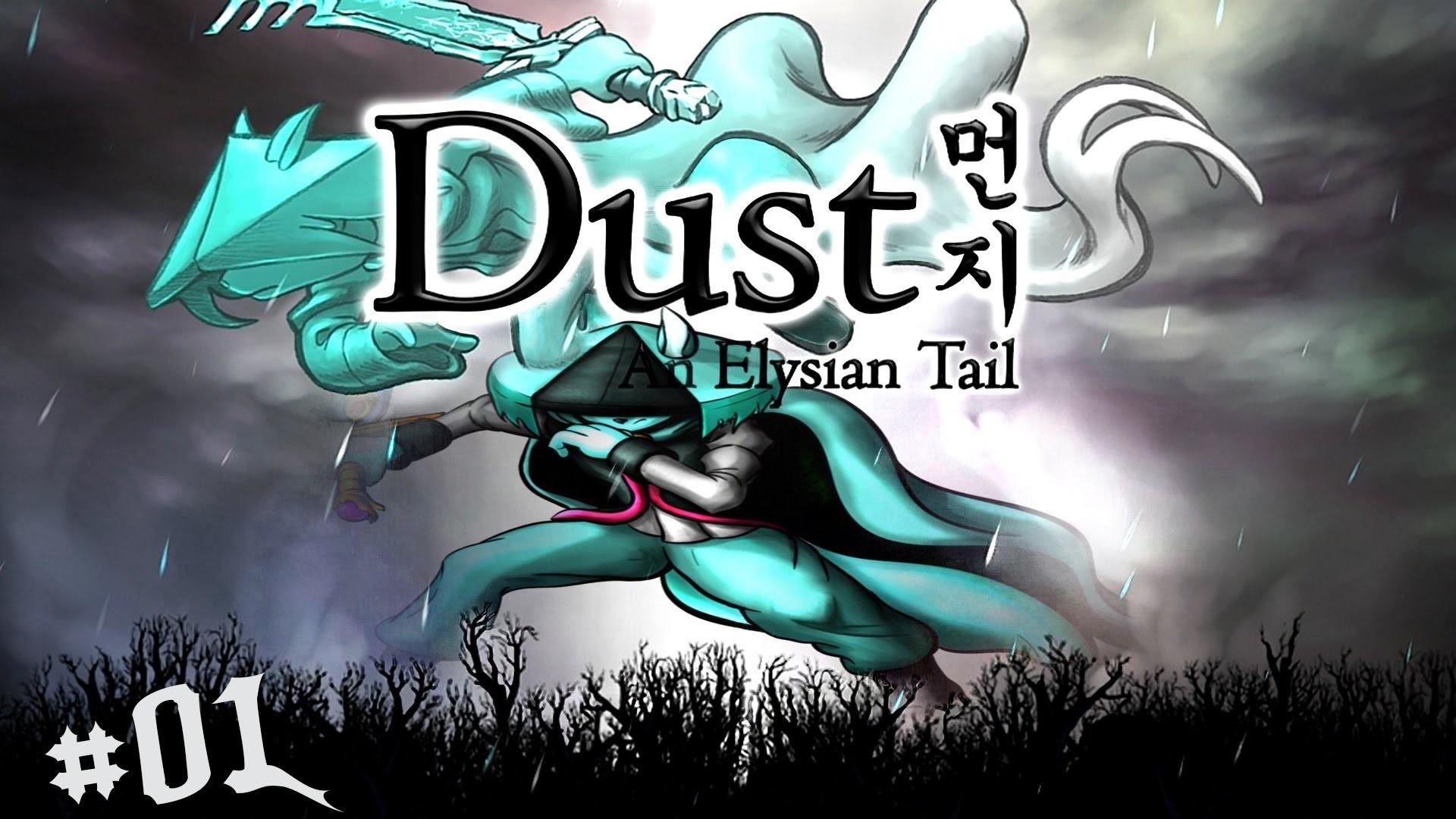 Let's Play Dust: An Elysian Tail [#01] [Deutsch] [HD+] – Arah und Fidget