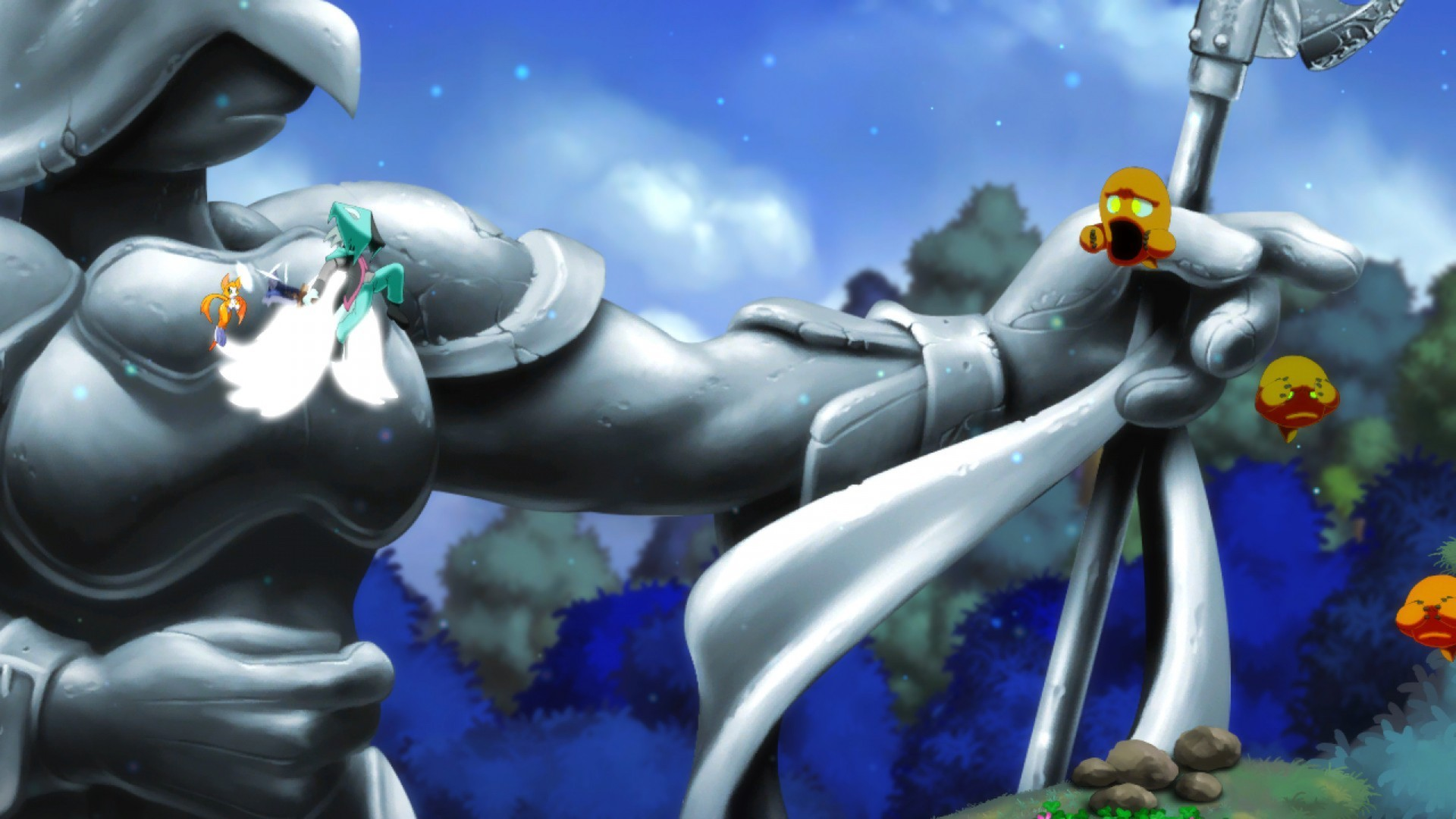 Buy Dust: An Elysian Tail – DownloadDust: An Elysian Tail – Download