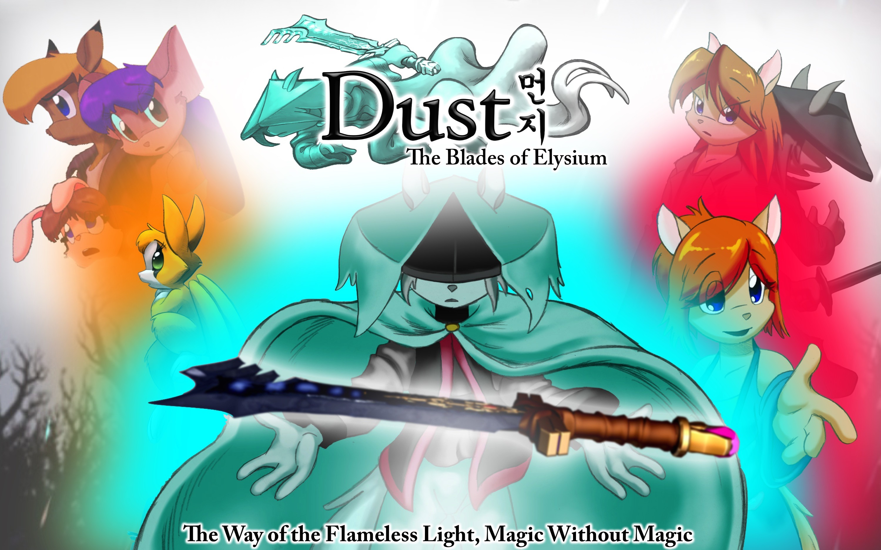 … JSeedProductions Dust: The Blades of Elysium by JSeedProductions