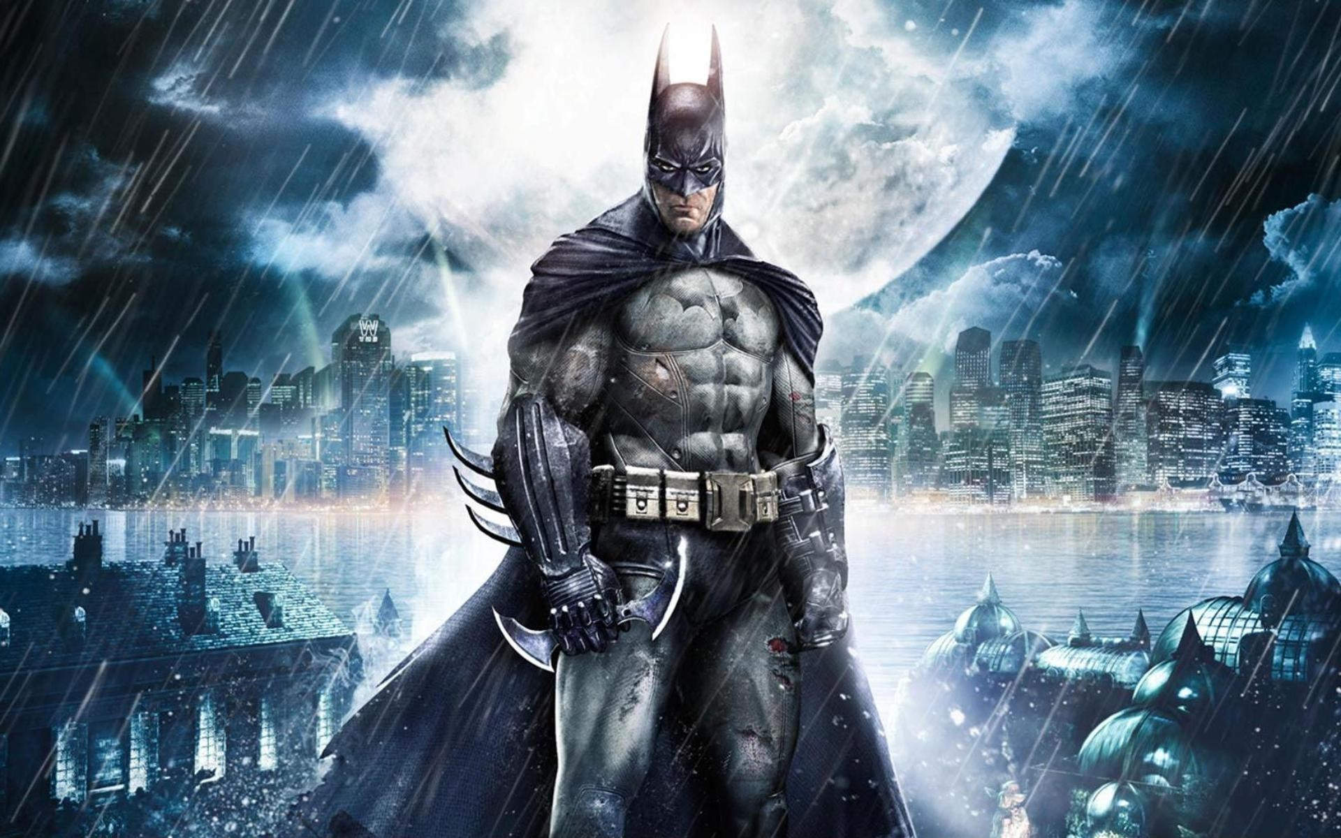 PlayStation Plus' October Lineup Includes Batman: Arkham Asylum, Dust: An  Elysian Tail, and More