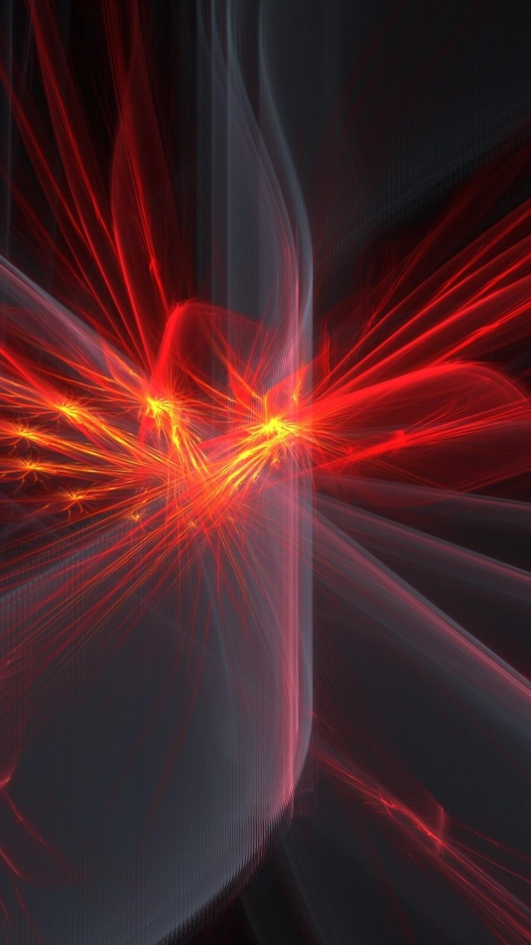 Wallpaper flash, light, interweaving