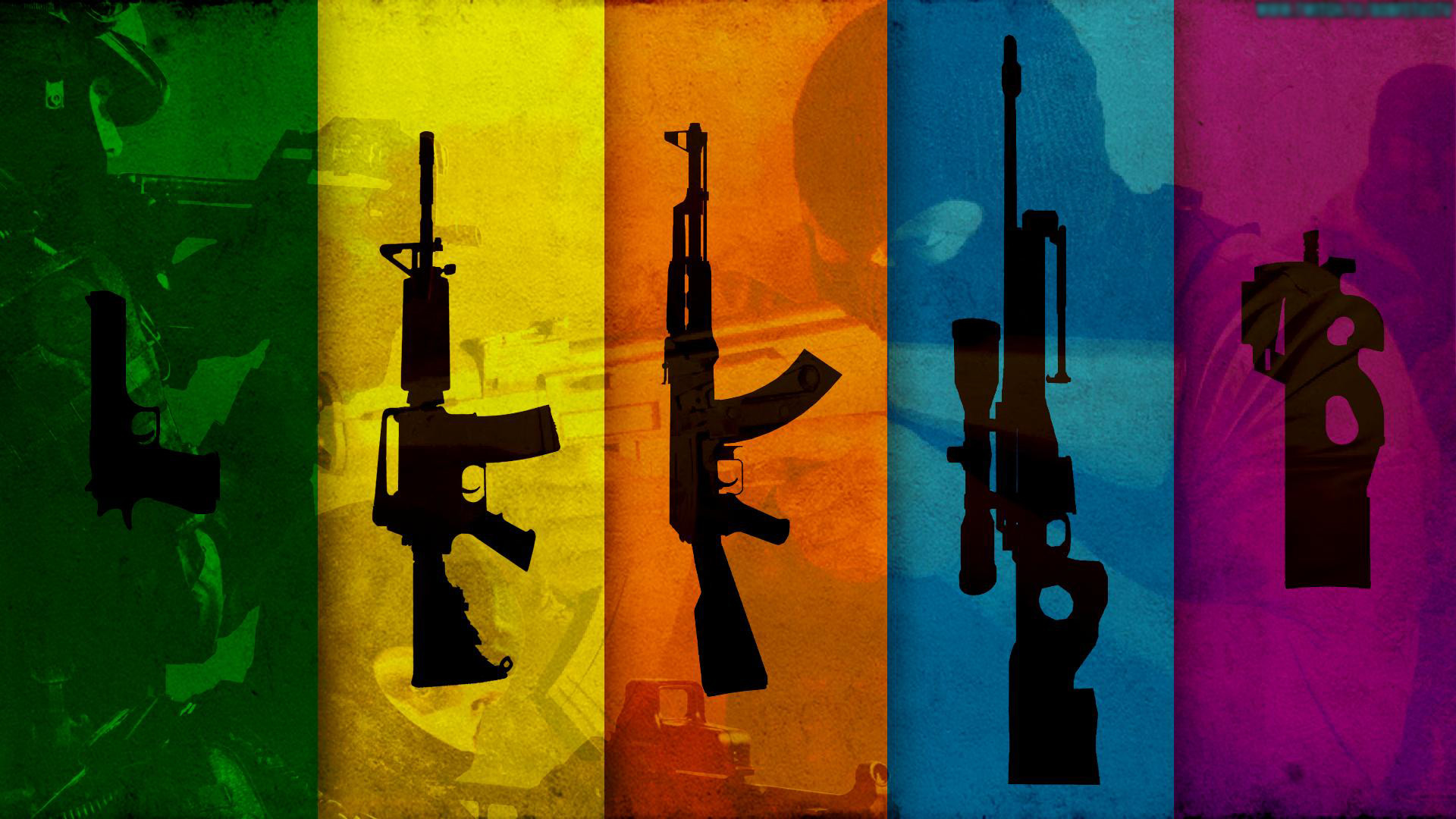 Counter Strike HD Wallpapers And Backgrounds