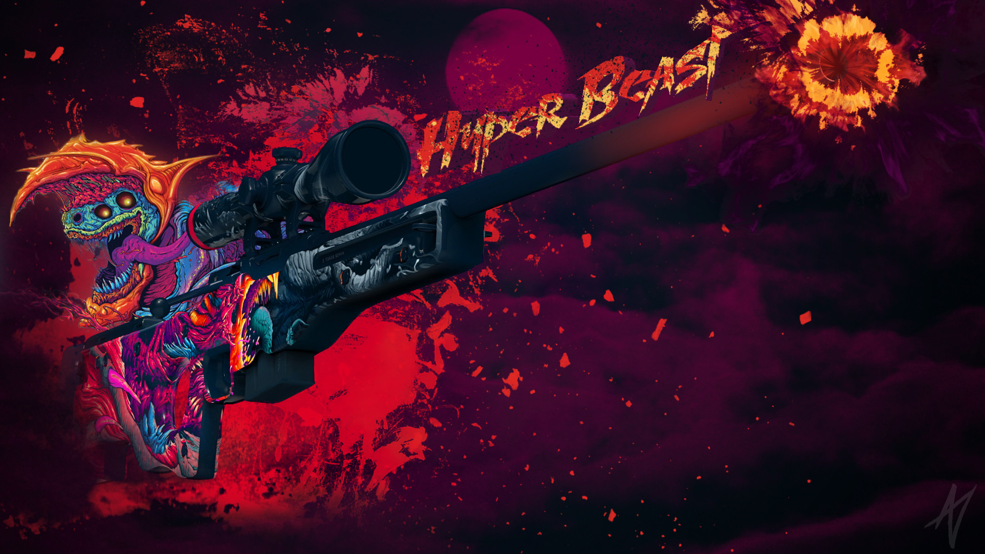 AWP Hyper Beast. ×. ESC. Search your wallpaper. GO