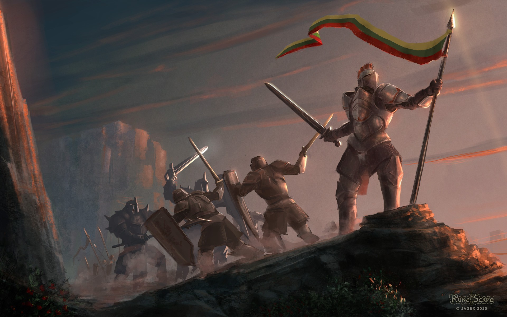 Fantasy RuneScape Wallpaper Fantasy, RuneScape