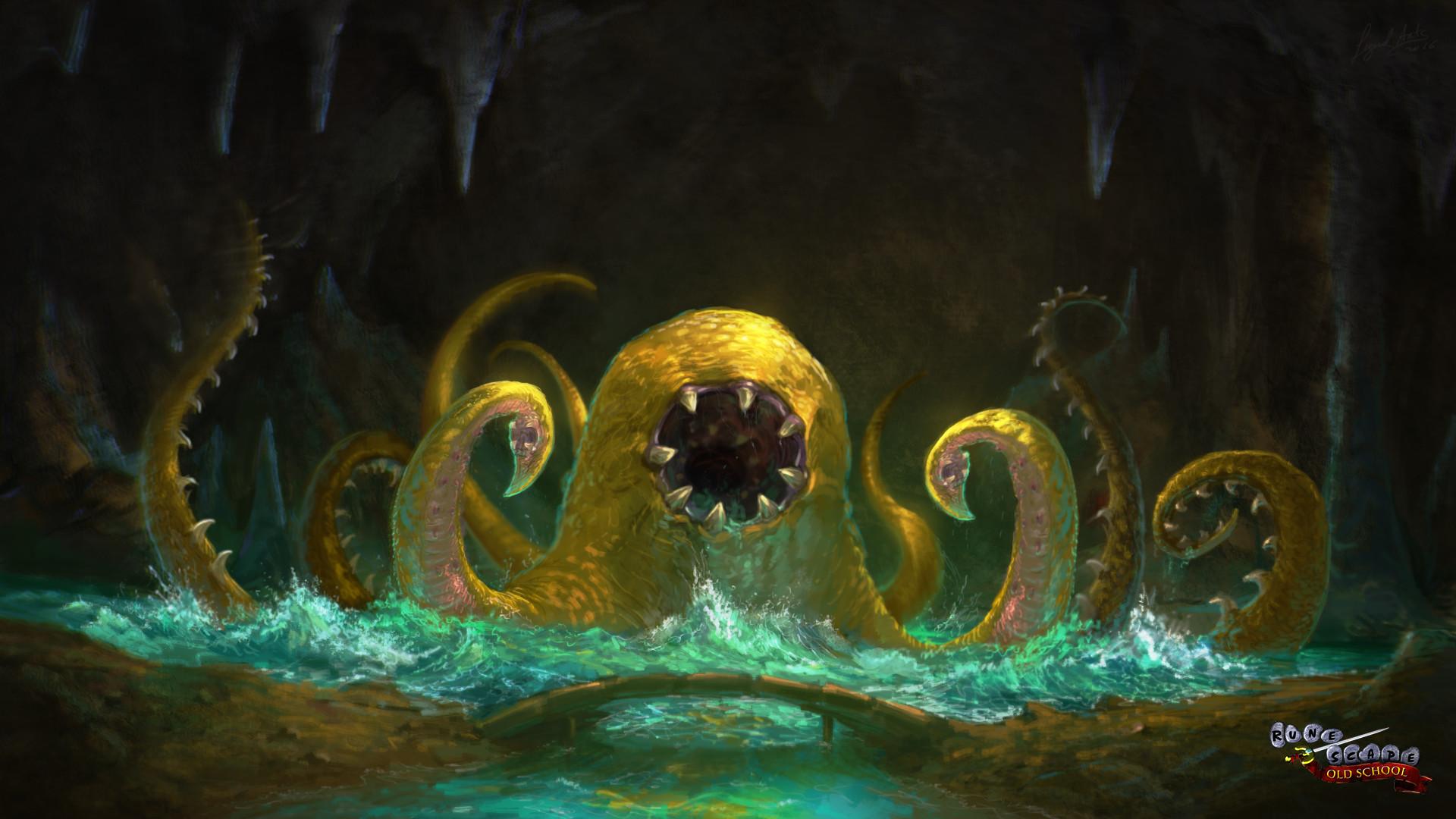 Kraken by RS-LegendArts Kraken by RS-LegendArts