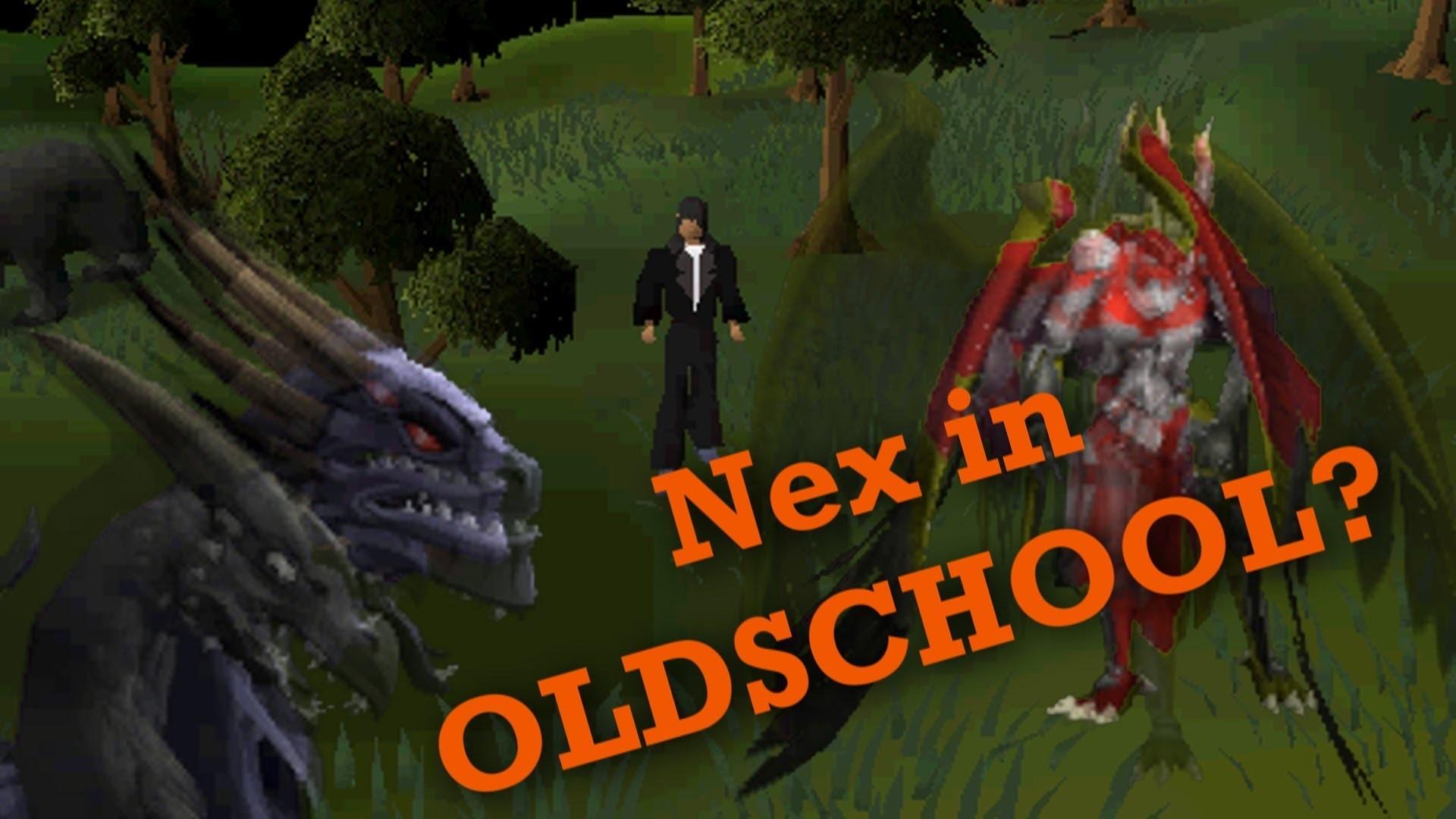 [Runescape] – Nex is now in Oldschool