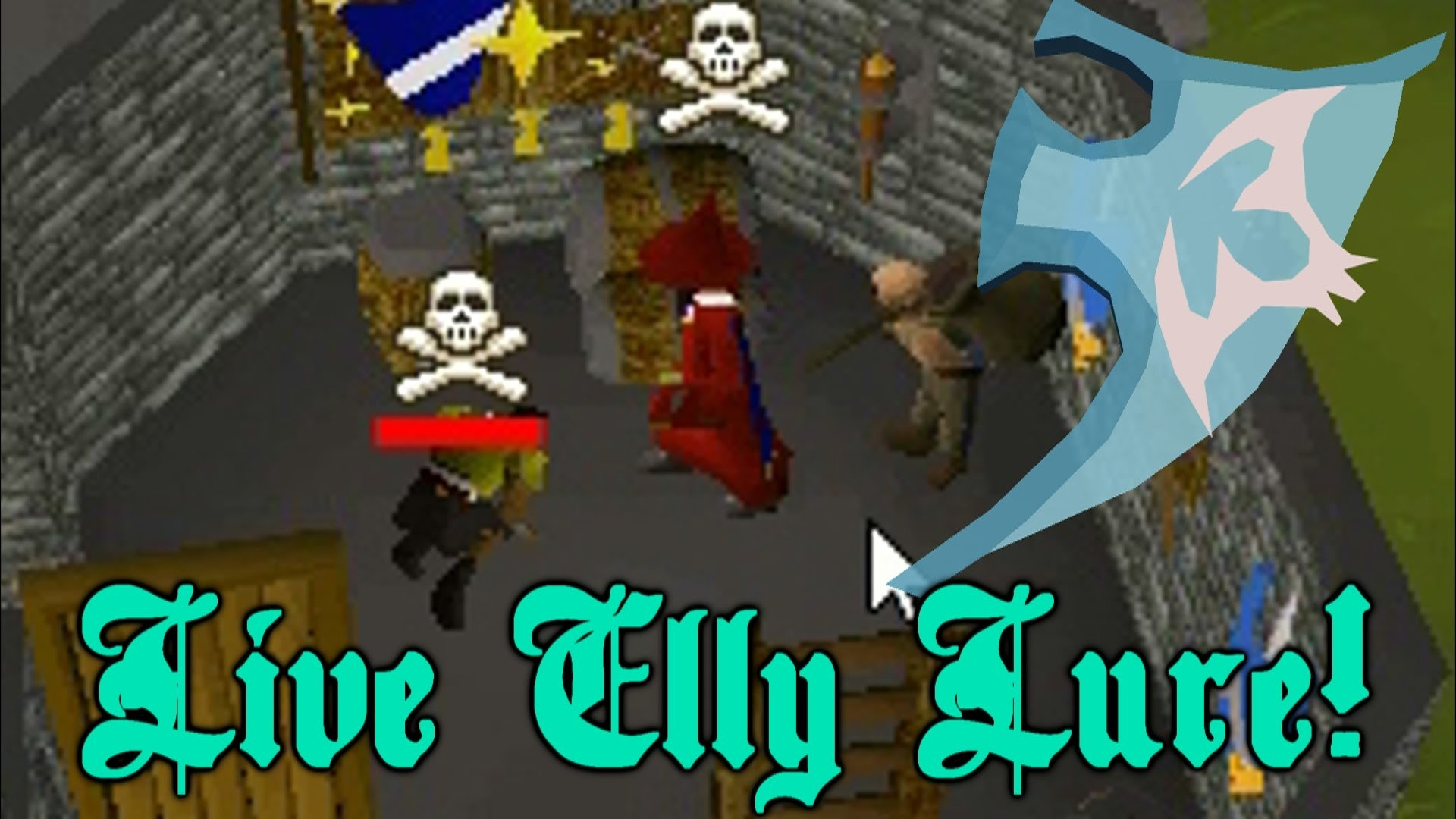 Live Luring a Kid for his Elly and Cash (OSRS) OLDSCHOOL RUNESCAPE LURING  VID 2016