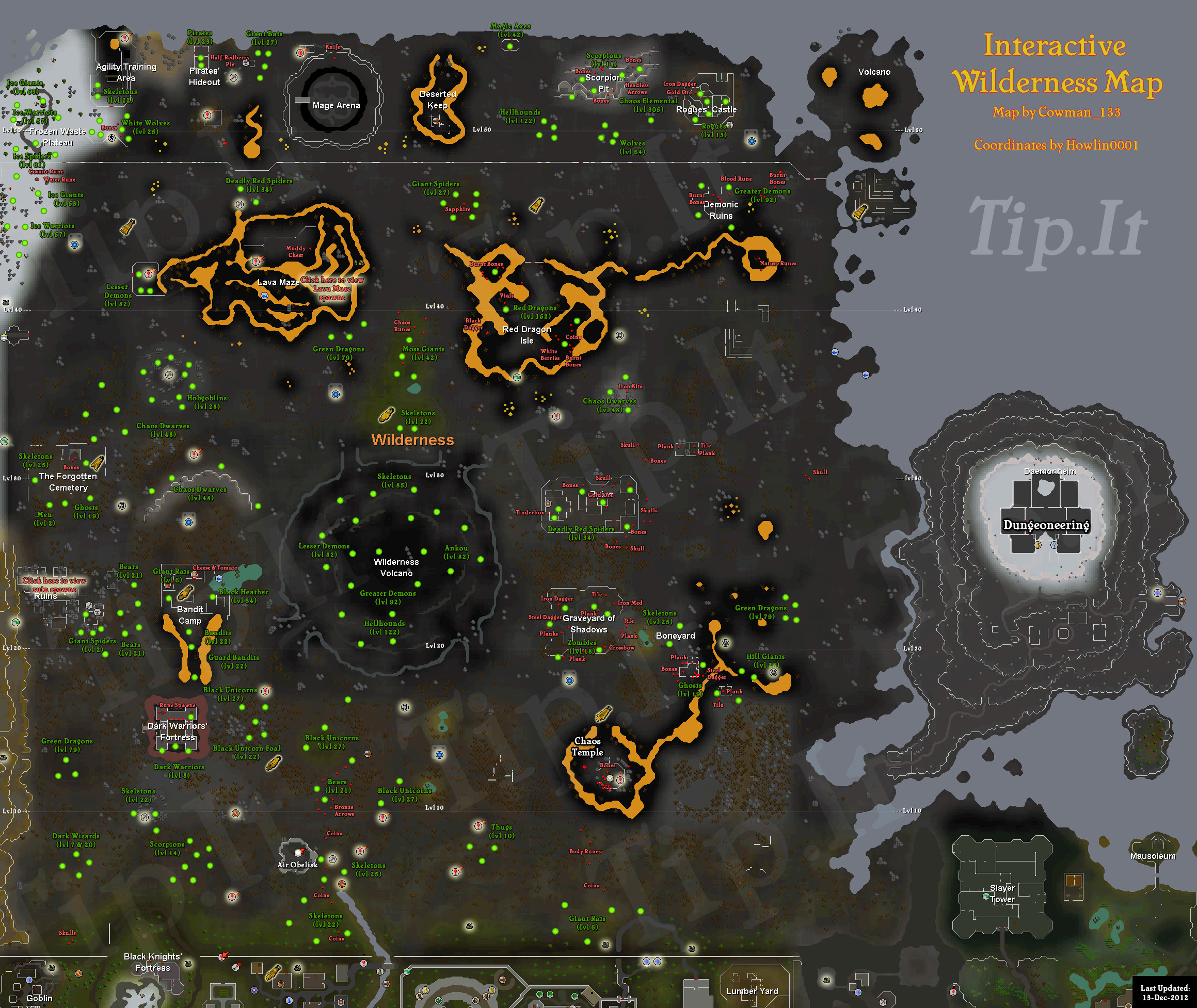 Old School Runescape Wallpaper WallpaperSafari 2007 RuneScape Map Old School  2007 runescape map. Updated: …