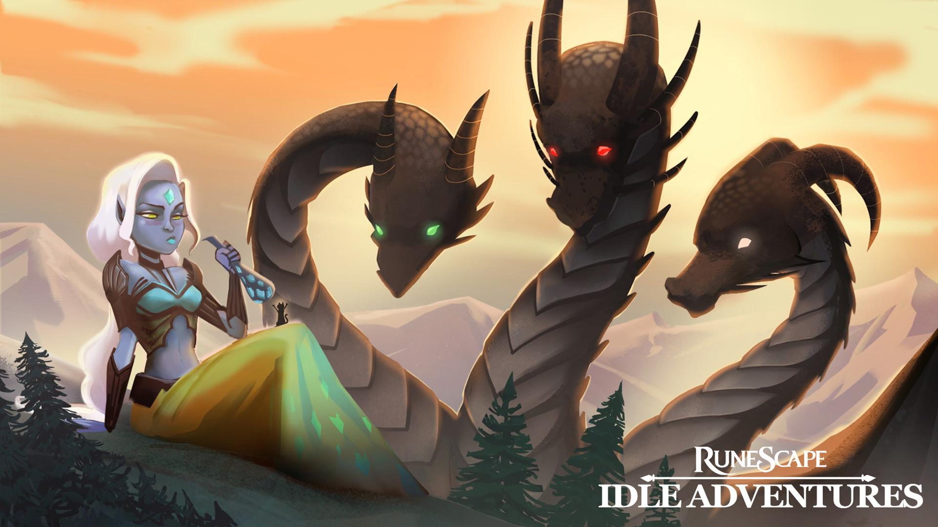 RuneScape: Idle Adventures Concept Art