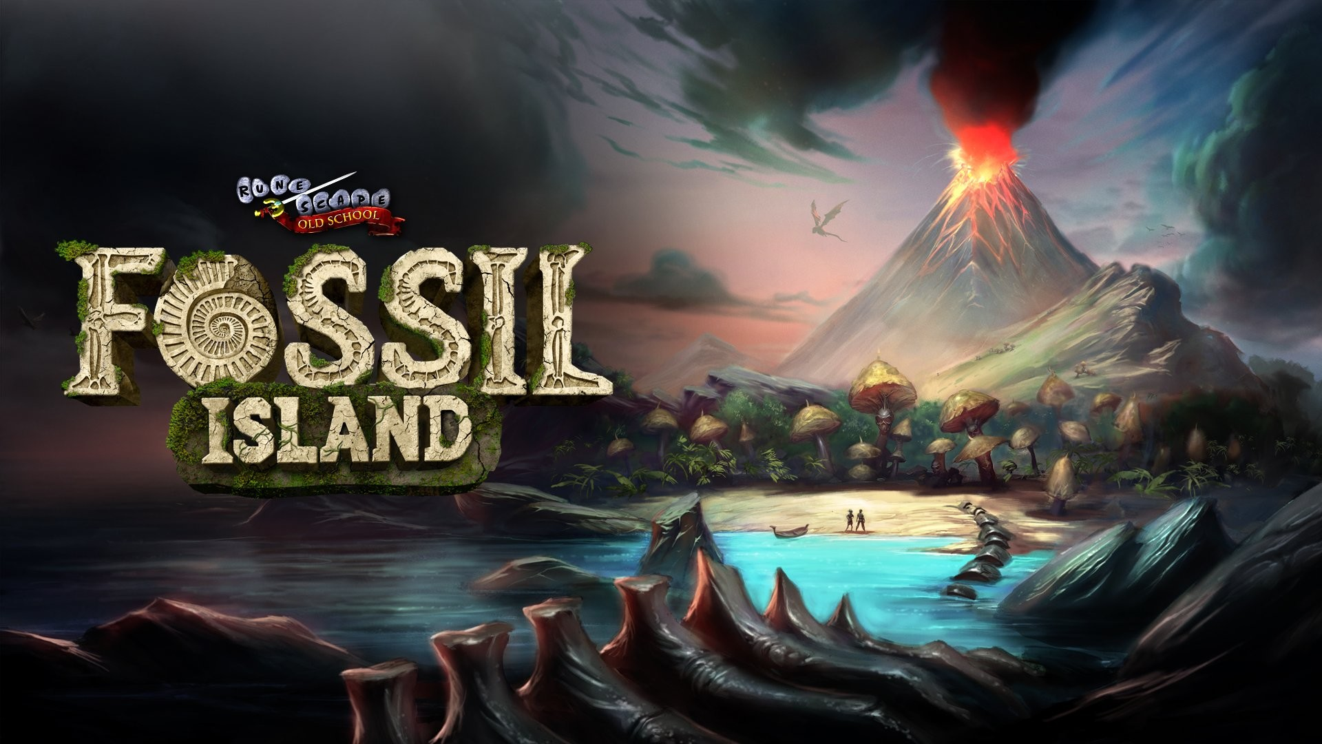 After years of planning, and months of development, there's just a week  left before Fossil Island is upon us. Keep an eye out for the preview  livestreams on …