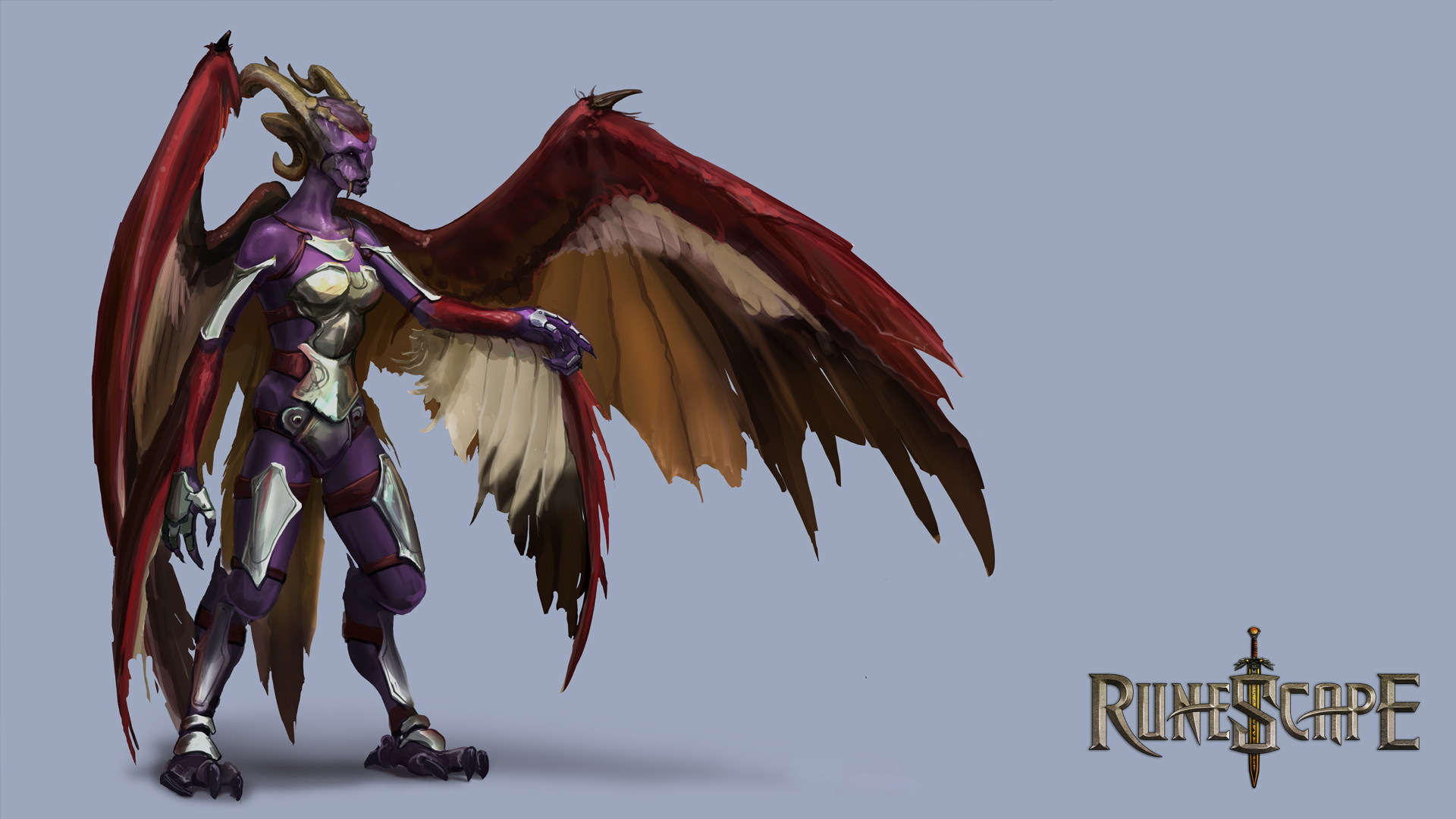 RUNESCAPE fantasy adventure monster demon dark wallpaper | |  220614 | WallpaperUP