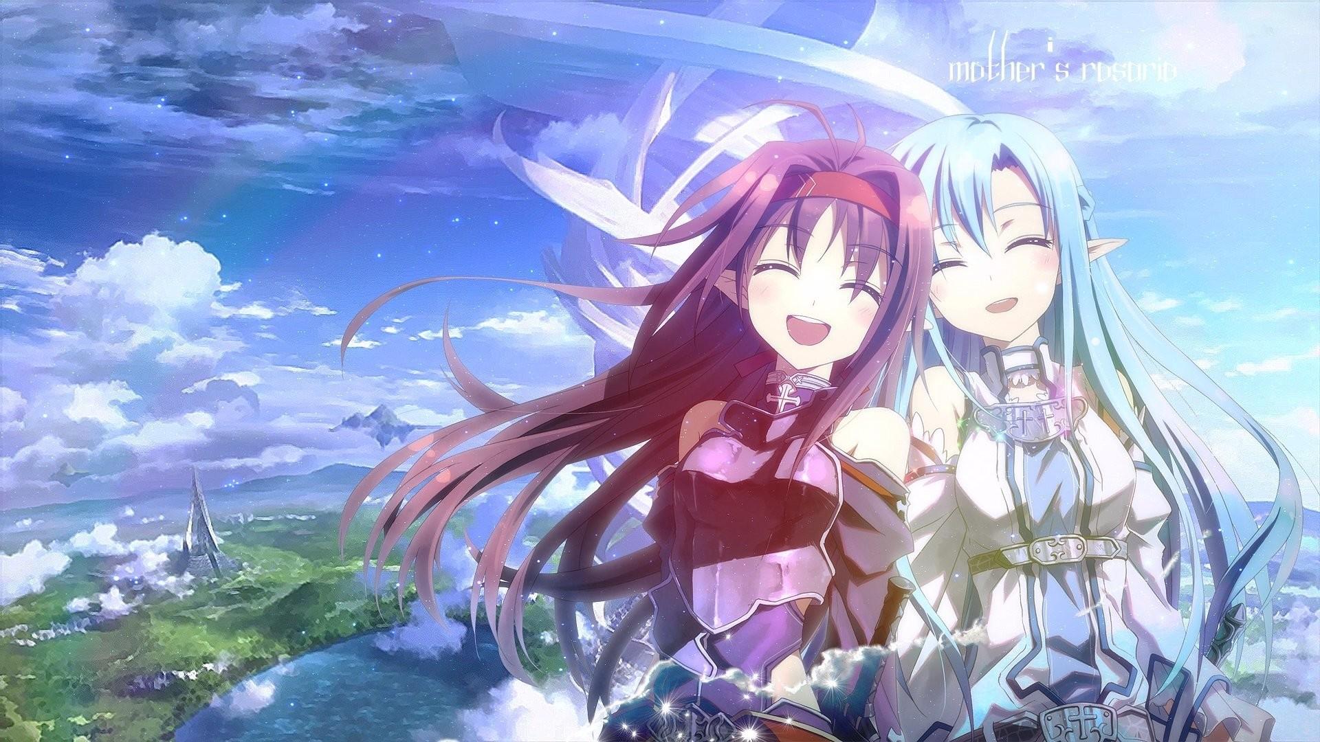 … Sword Art Online II · HD Wallpaper   Background ID:647753