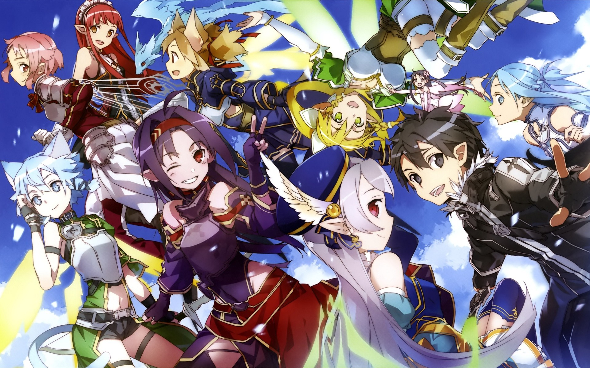 [Image] Lost Song Wallpaper I shooped for you guys without watermarks,  enjoy!
