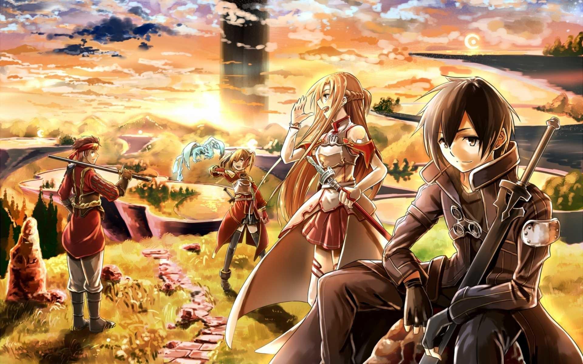 Sword Art Online Wallpaper & Sao Wallpaper Best Collection