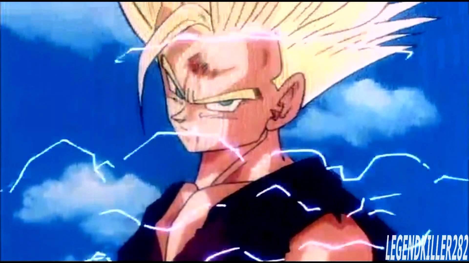 Fat Buu vs Goku/ Vegeta/ Cell/ Gohan