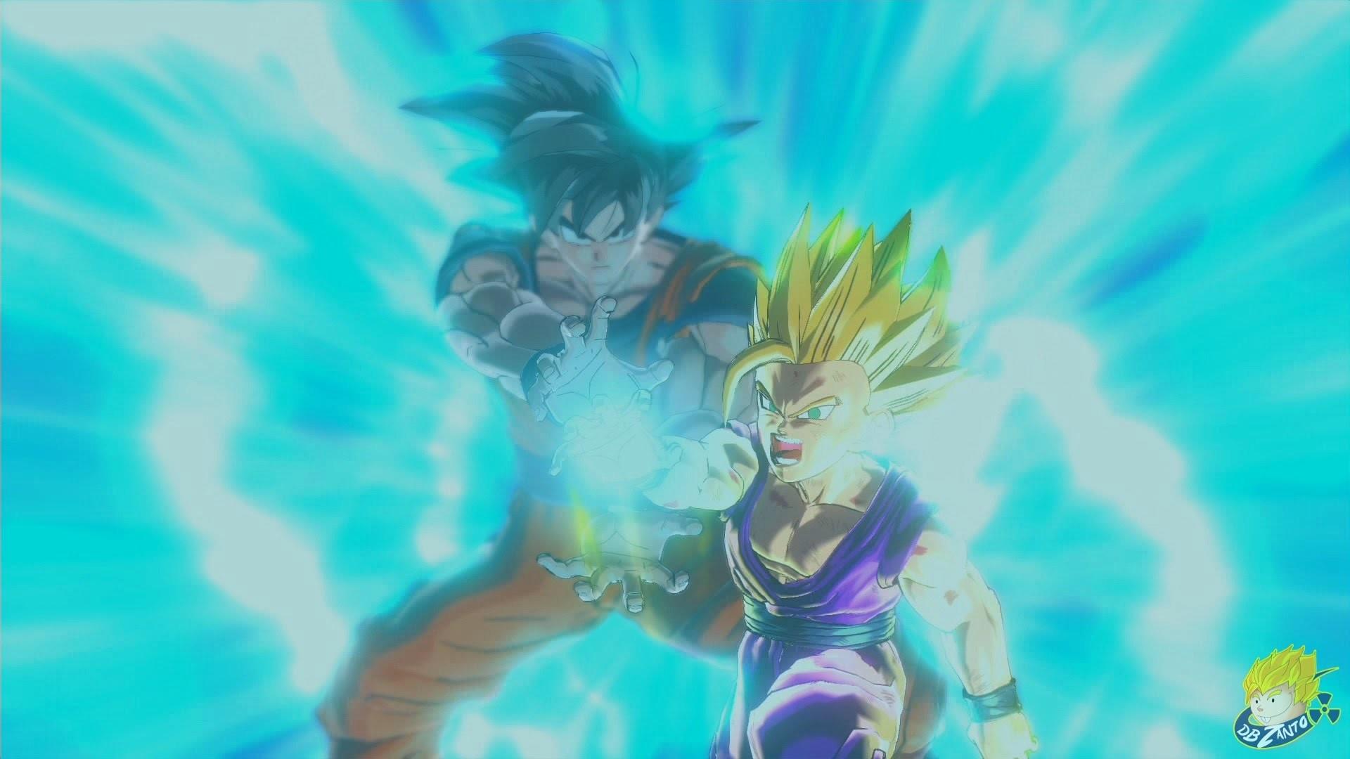 Dragon Ball Xenoverse (PS4):SSJ2 Teen Gohan Vs Perfect Cell (Cell Saga)  (Part 23)【60FPS 1080P】 – YouTube