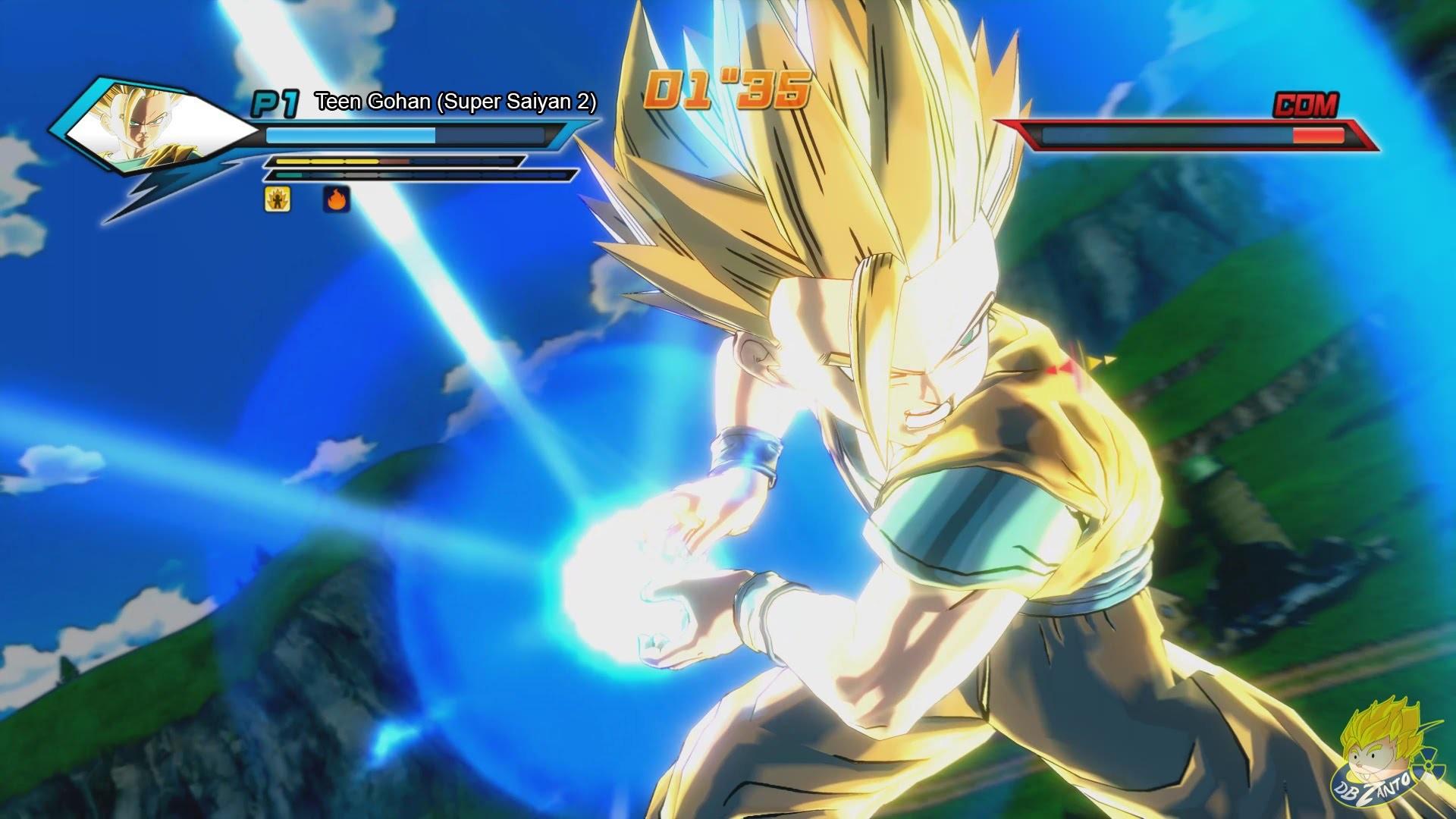 Dragon Ball Xenoverse (PC): SSJ2 Teen Gohan (Bojack Unbound Outfit)  [MOD]【60FPS 1080P】 – YouTube
