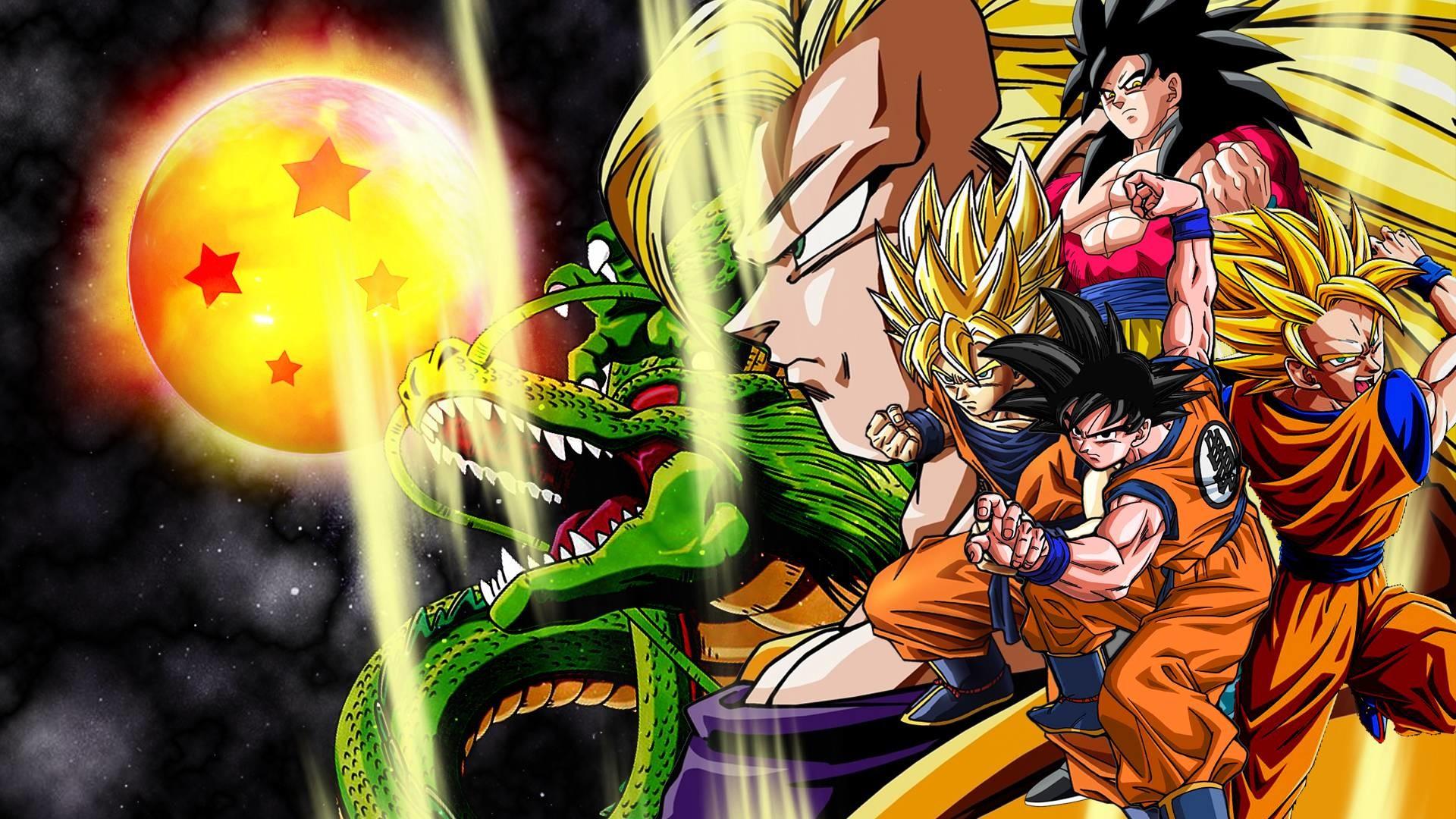 Goku Wallpapers – HD Wallpapers Inn