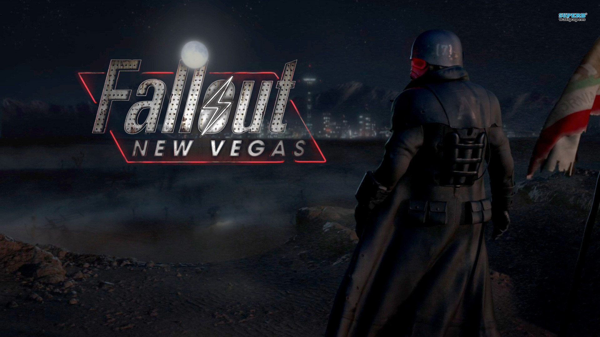 Fallout New Vegas Wallpaper Hd 1920×1080