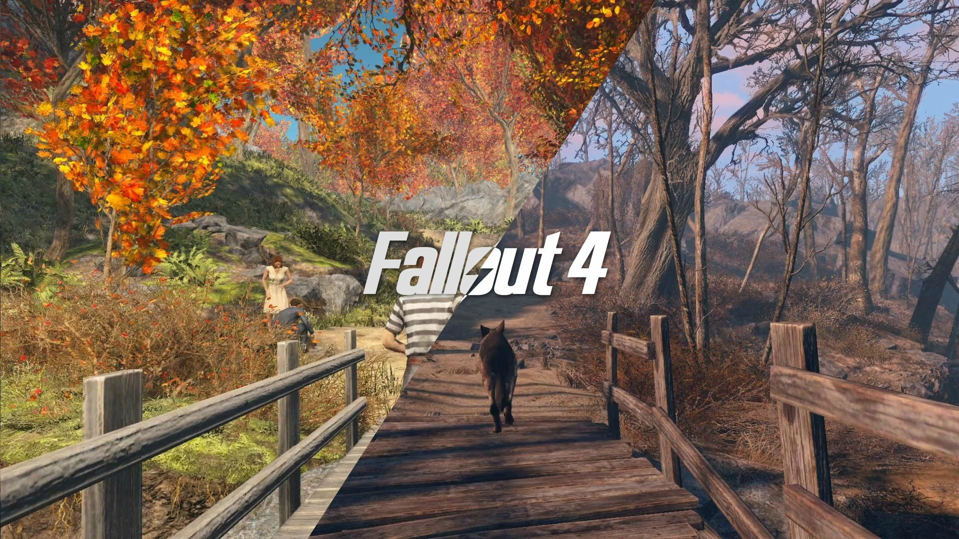 Fallout 4 new wallpapers