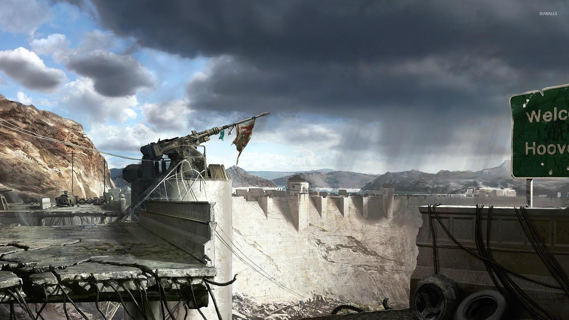 Fallout: New Vegas [10] wallpaper jpg