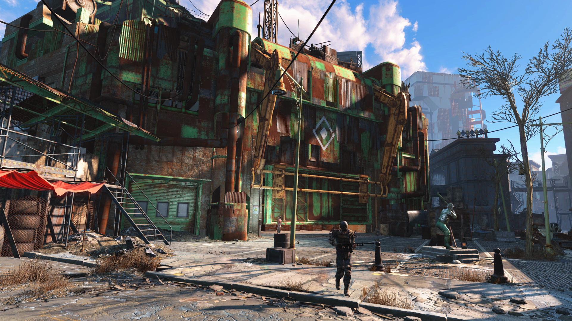 Fallout 4 Wallpaper HD 6701