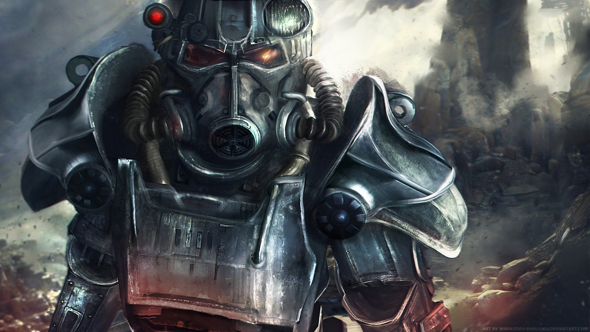 T 60 Power Armor Fallout 4