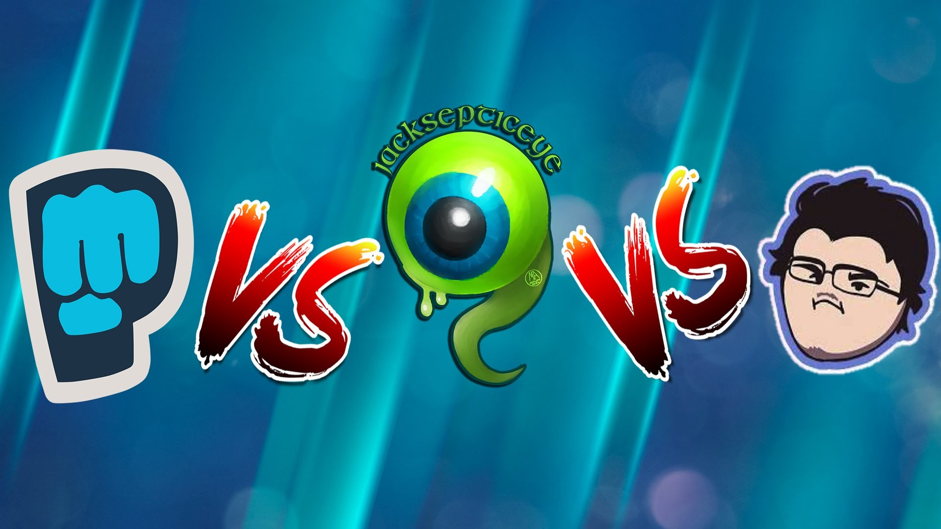 BROFIST (PewDiePie Song) VS ALL THE WAY – Jacksepticeye VS SPACE IS COOL –  Markiplier – YouTube