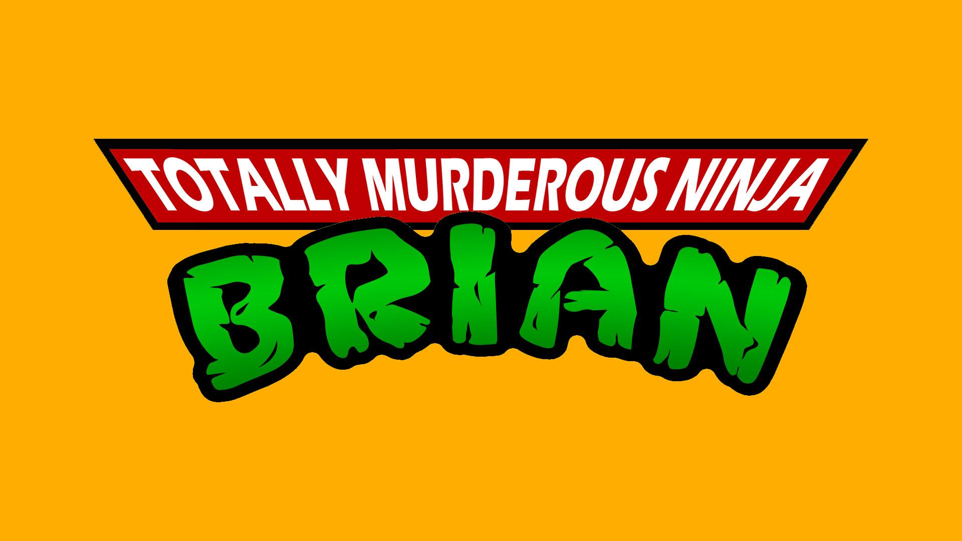 Totally Murderous Ninja Brian wallpaper : gamegrumps