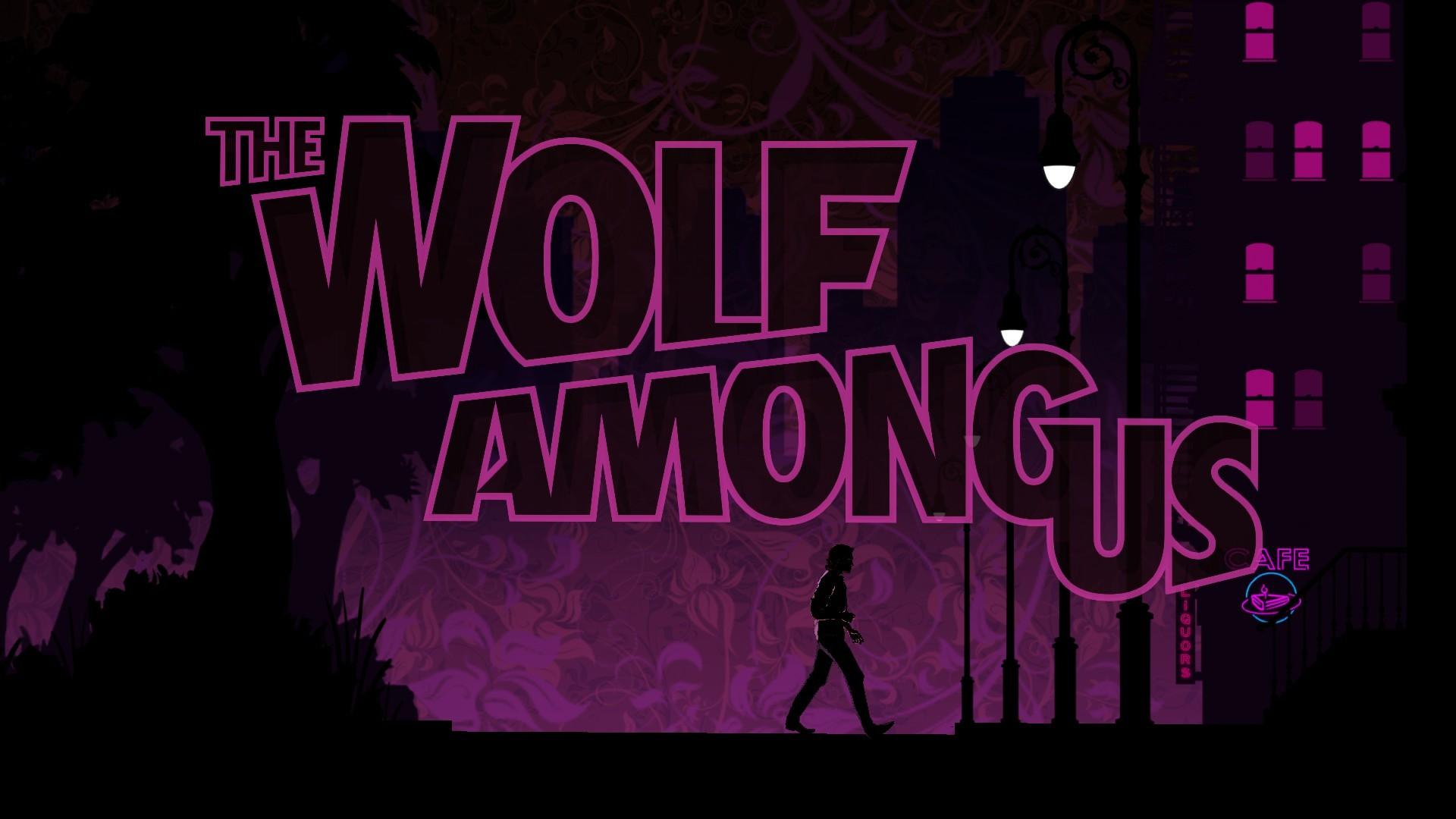 The Wolf Among Us Wall… …