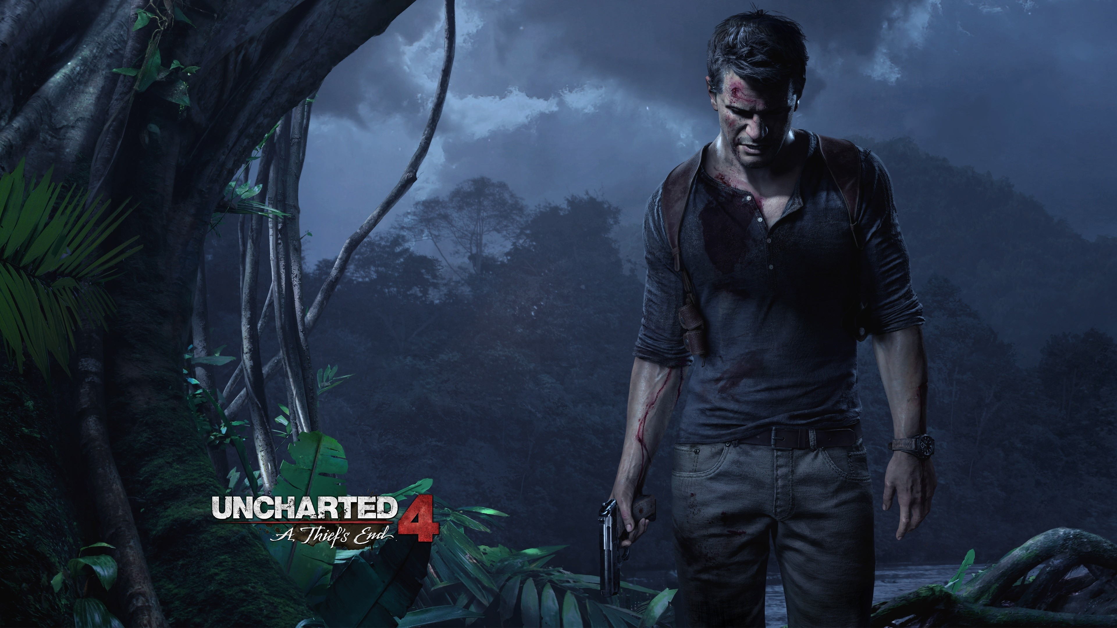 HD Wallpaper | Background ID:695269. Video Game Uncharted 4: …