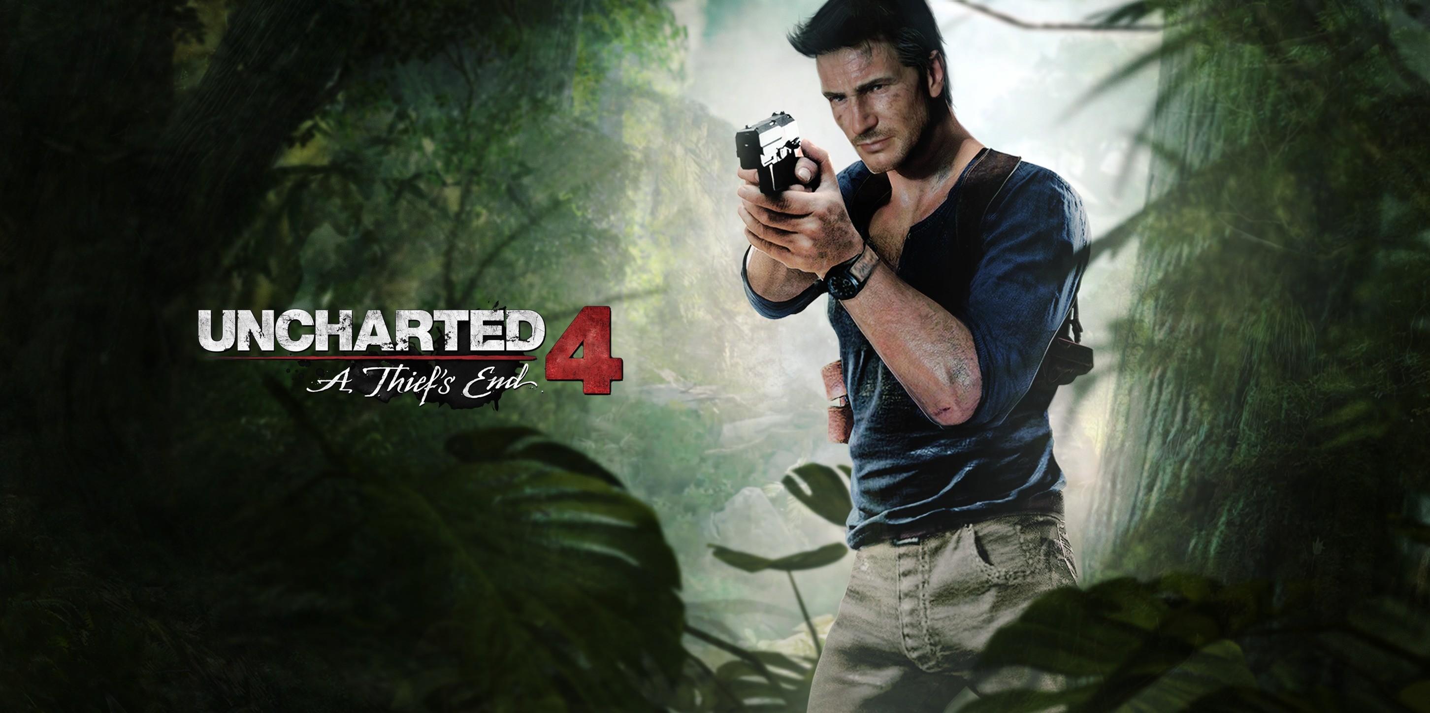 Uncharted 4: A Thief's End HD Desktop