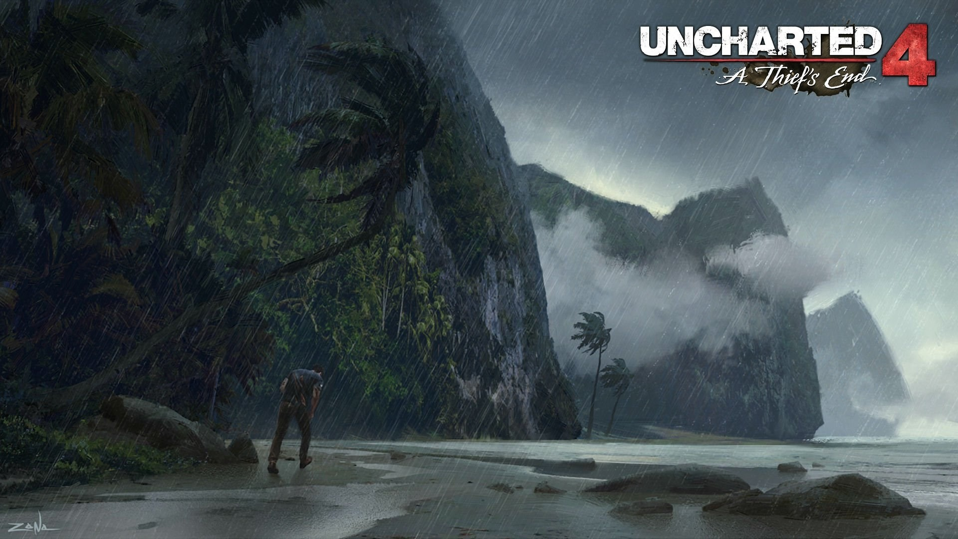 uncharted 4 a thiefs end backround – Full HD Wallpapers, Photos by Sedona  Turner (