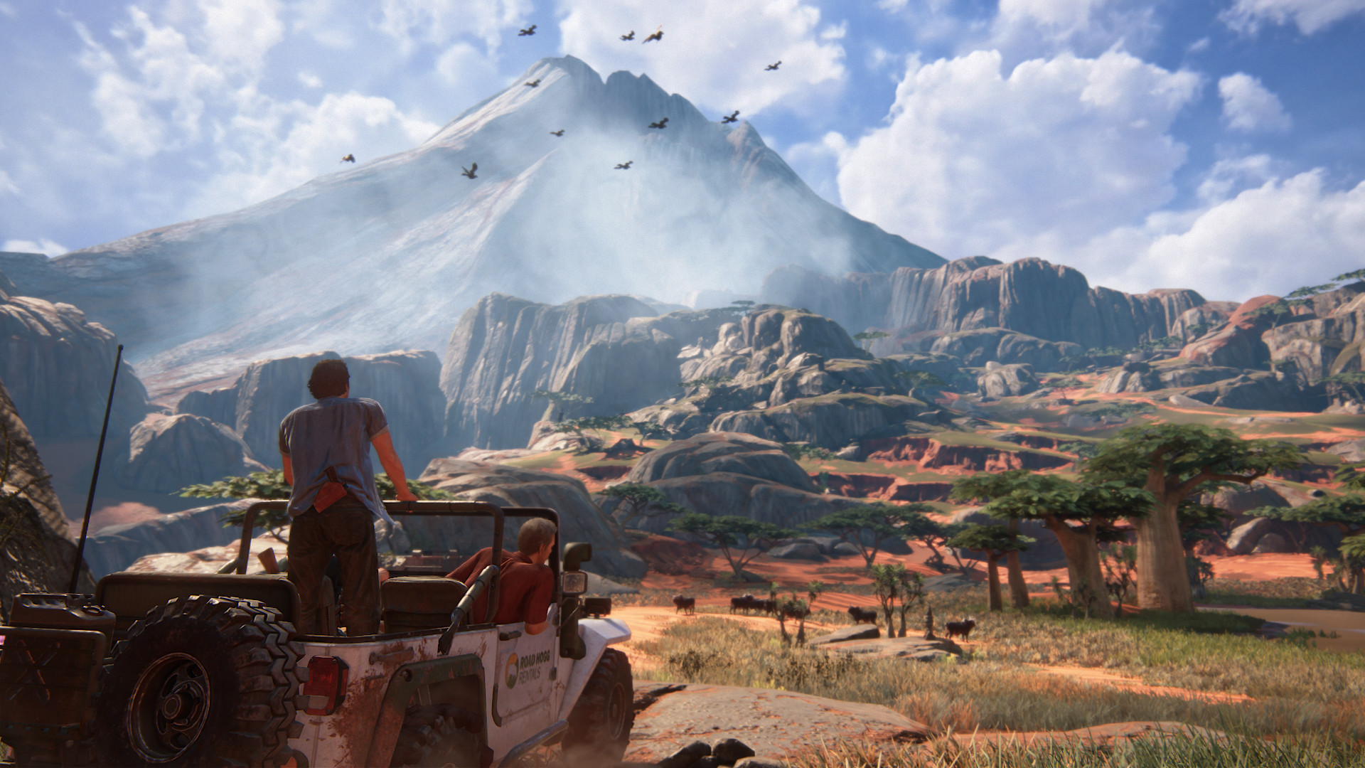 UNCHARTED 4: A Thief's End (5/10/2016) – Gameplay Trailer | PS4