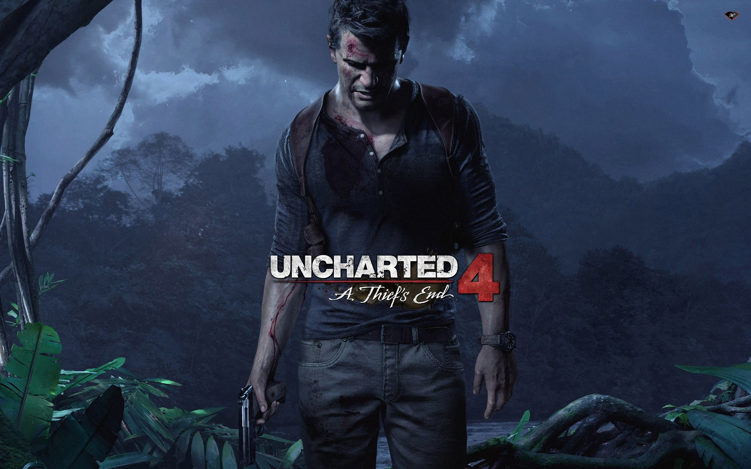 78 Uncharted 4 Wallpaper Hd