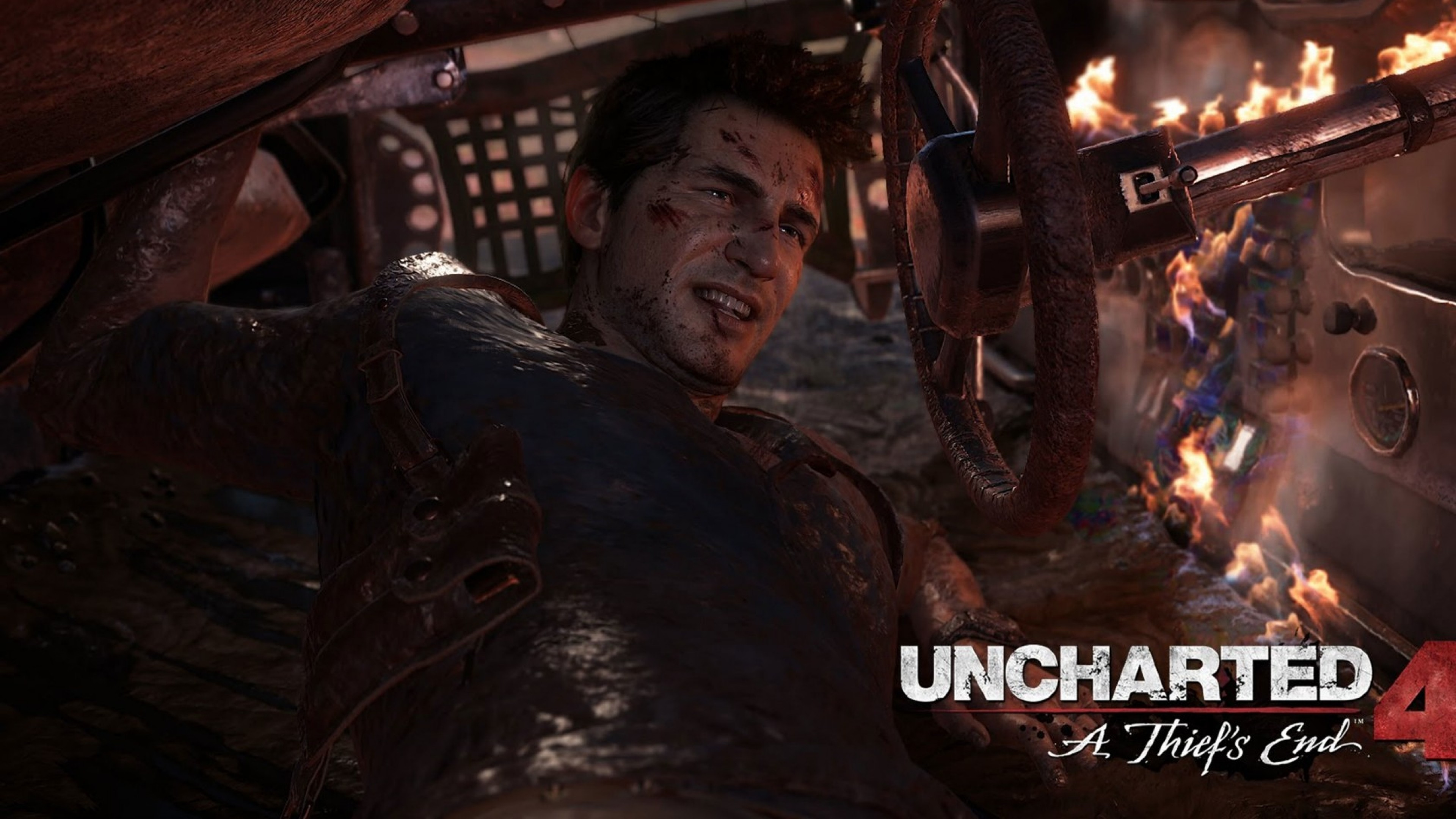 Preview wallpaper uncharted 4, naughty dog, character 3840×2160