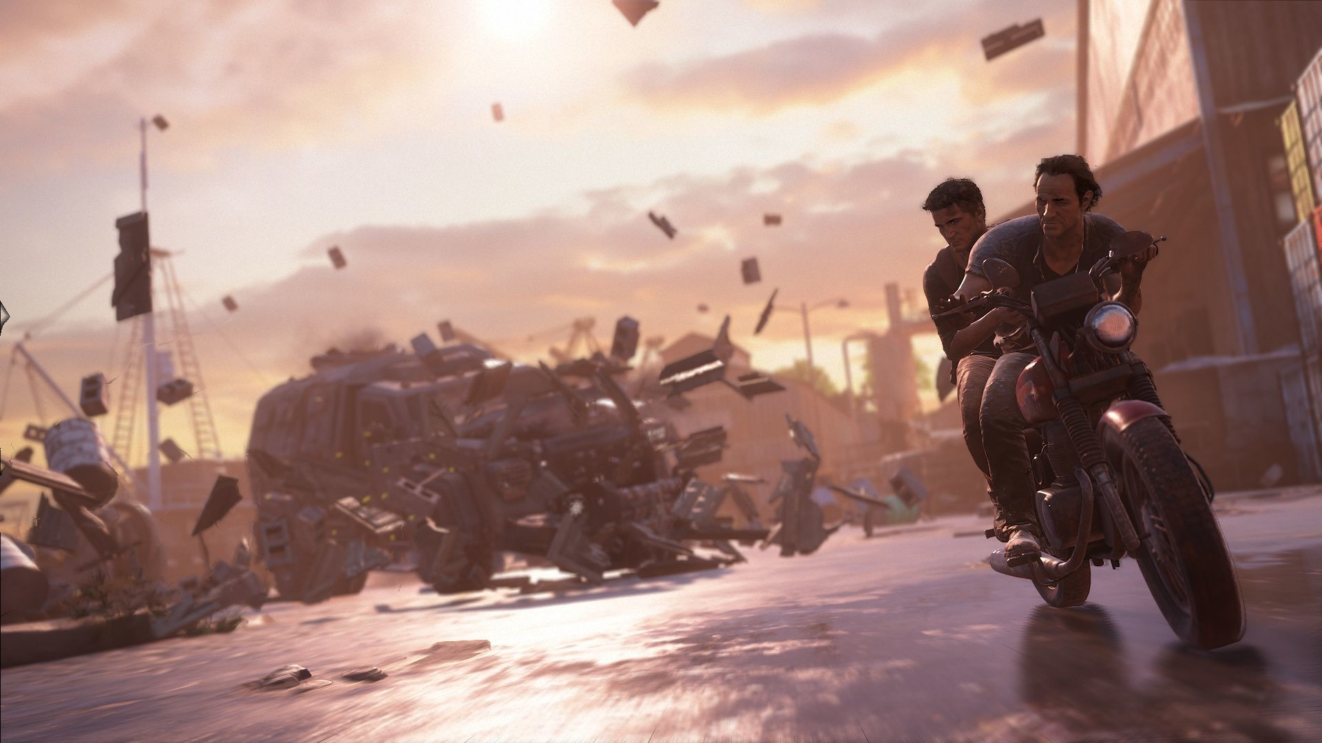 PS4 Exclusive Uncharted 4: A Thief's End Gets Some Awesome 1080p Screenshots