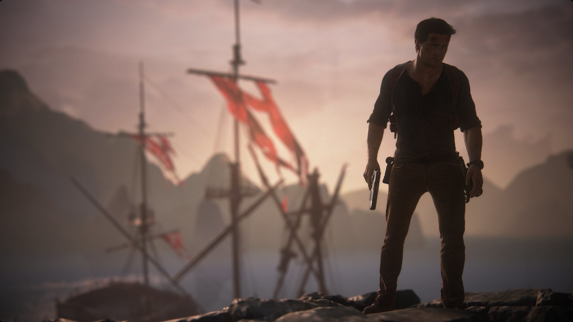 … Uncharted 4: A Thief's End 1080p Wallpaper