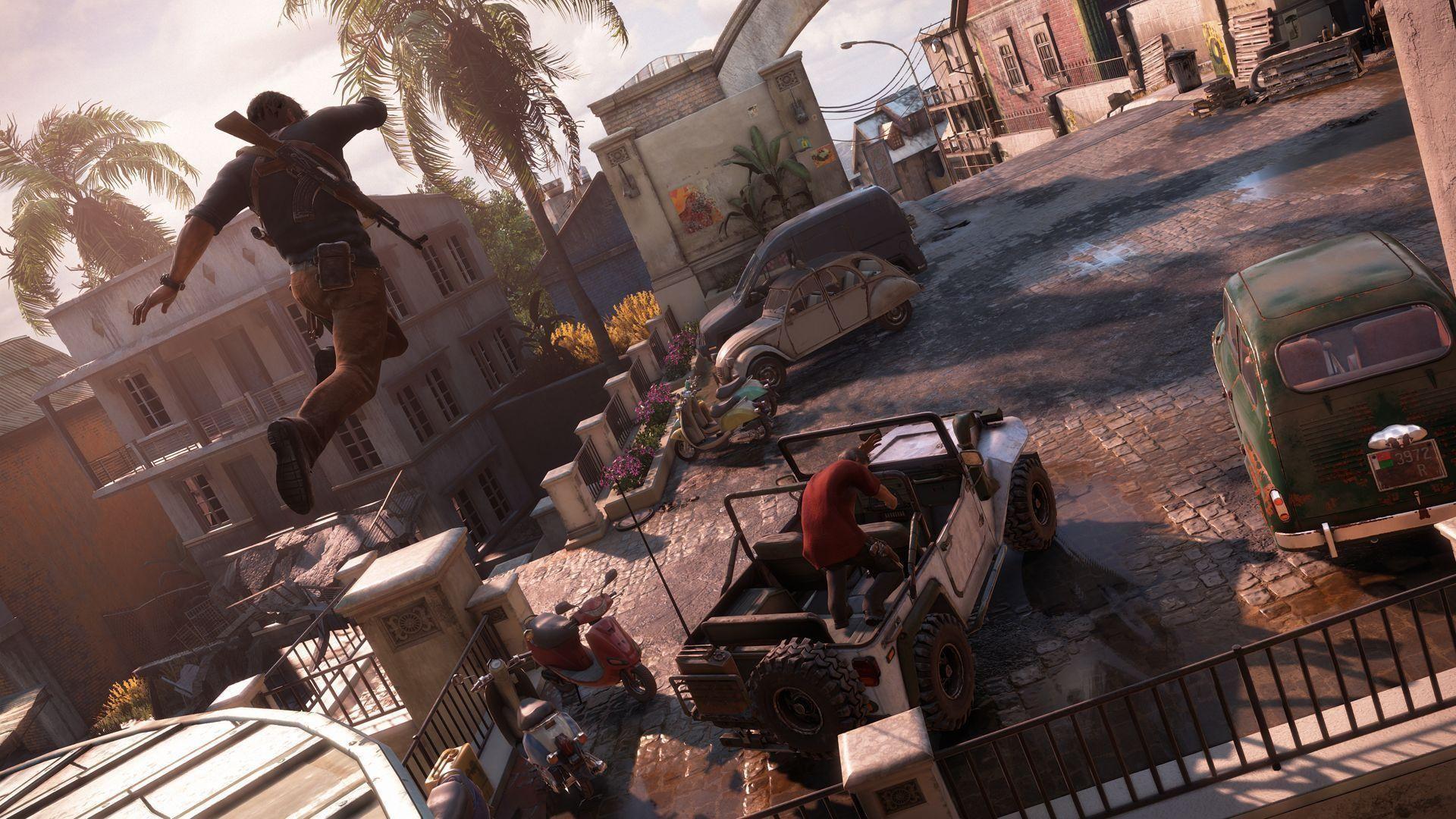 Best Game Uncharted 4 Wallpaper | HD Wallpaper