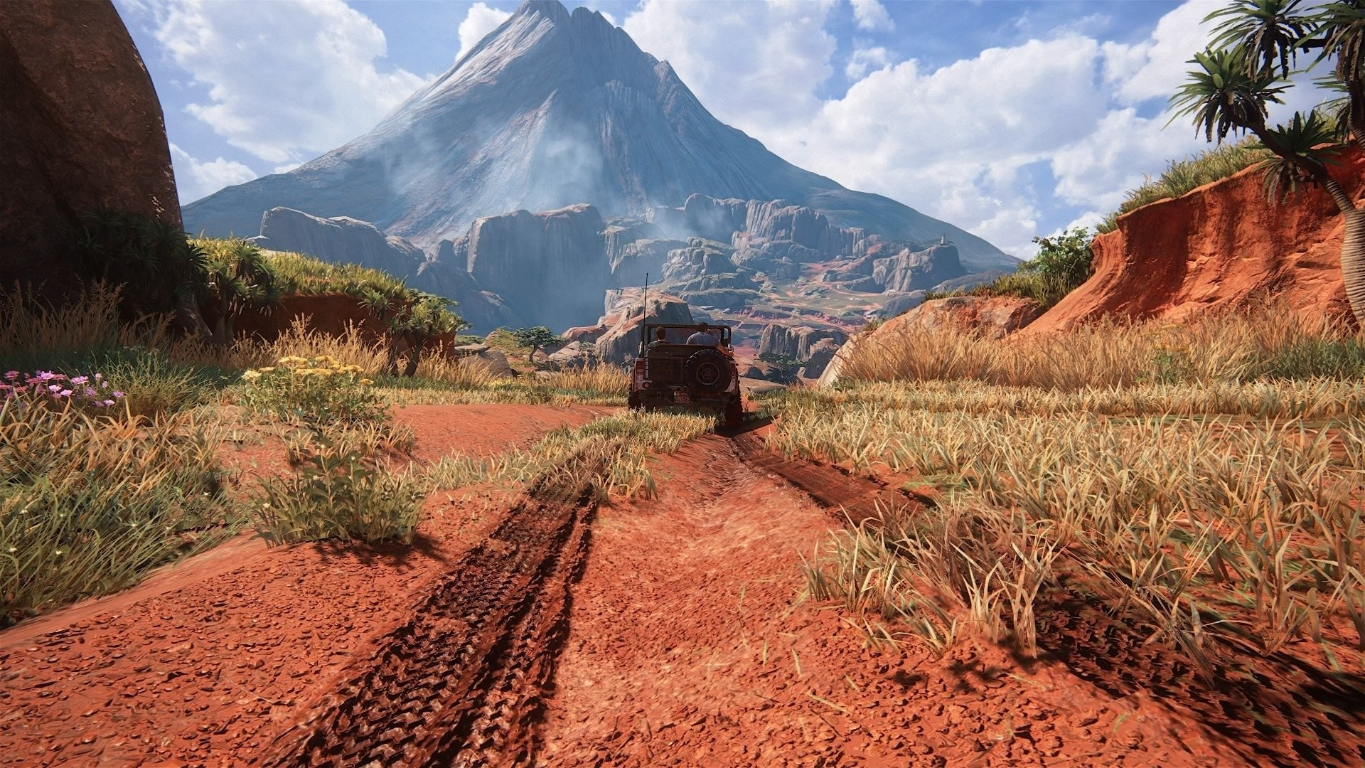 Video Game – Uncharted 4: A Thief's End Wallpaper