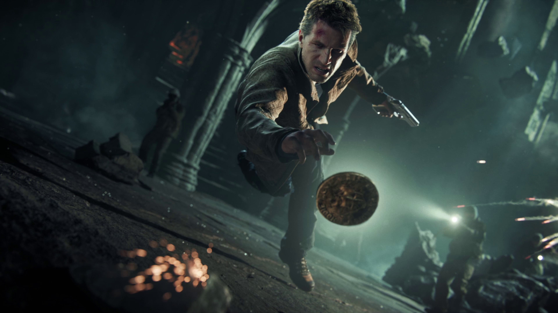 Uncharted 4: A Thief's End Screenshots