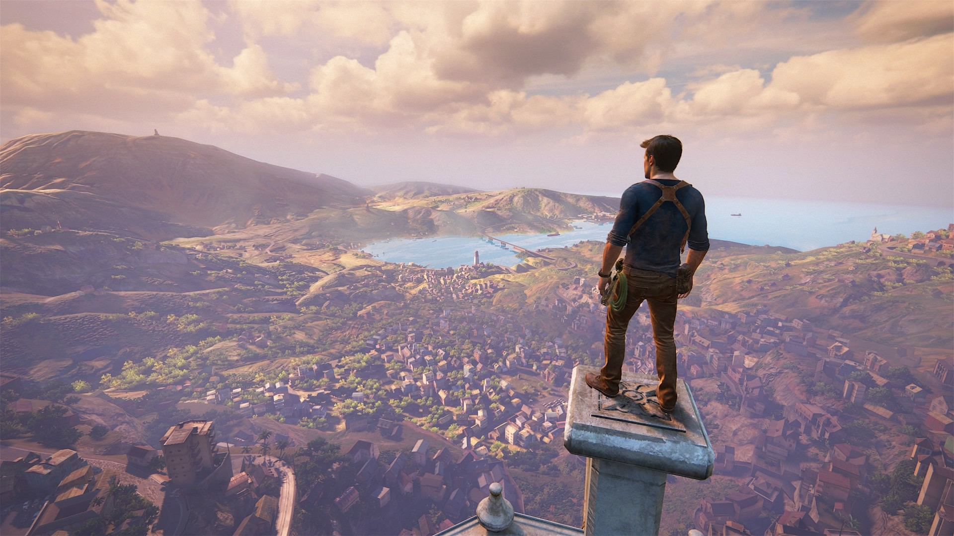 Uncharted 4 Wallpaper Collection