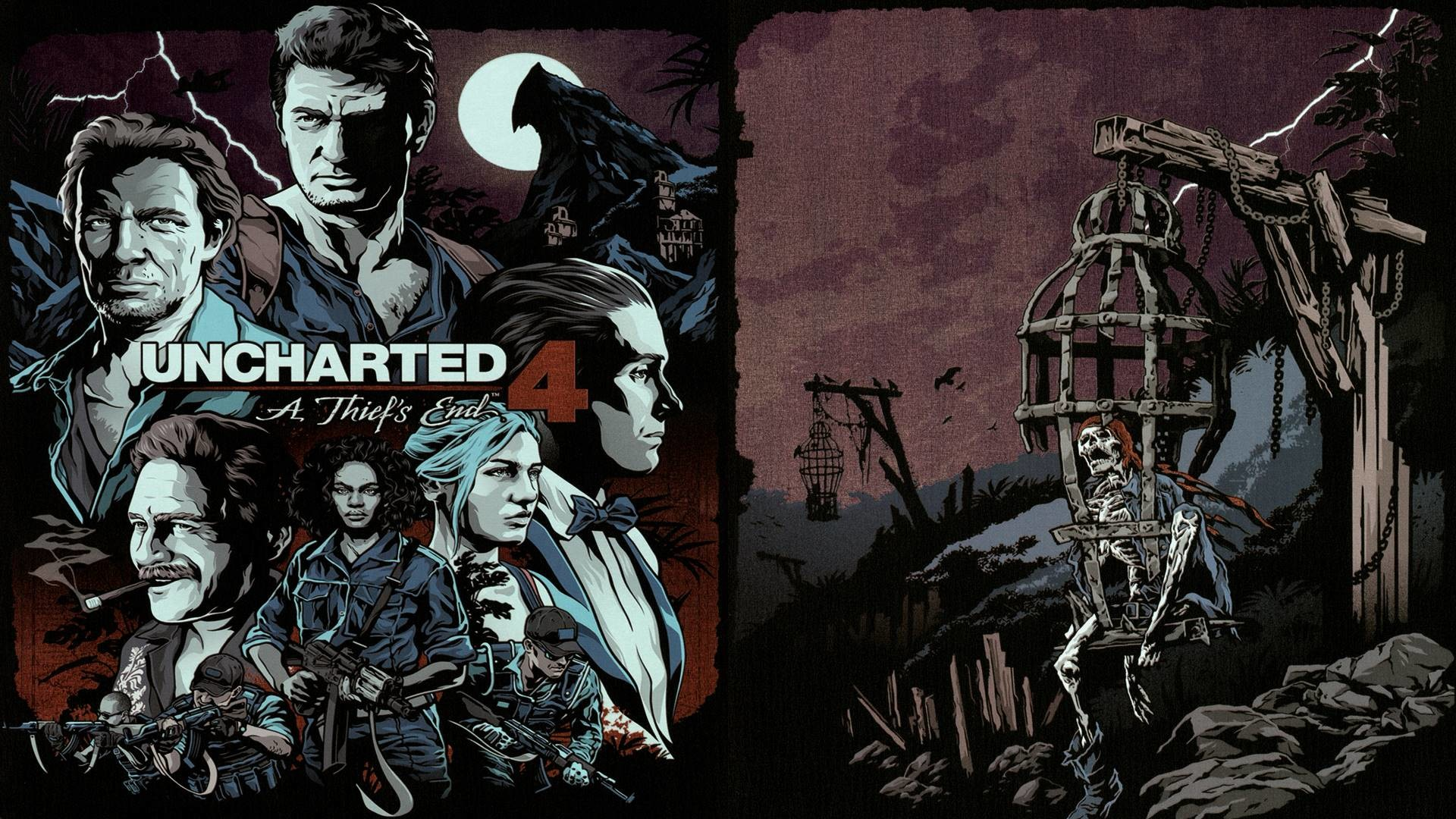 78 Uncharted 4 Wallpaper Hd