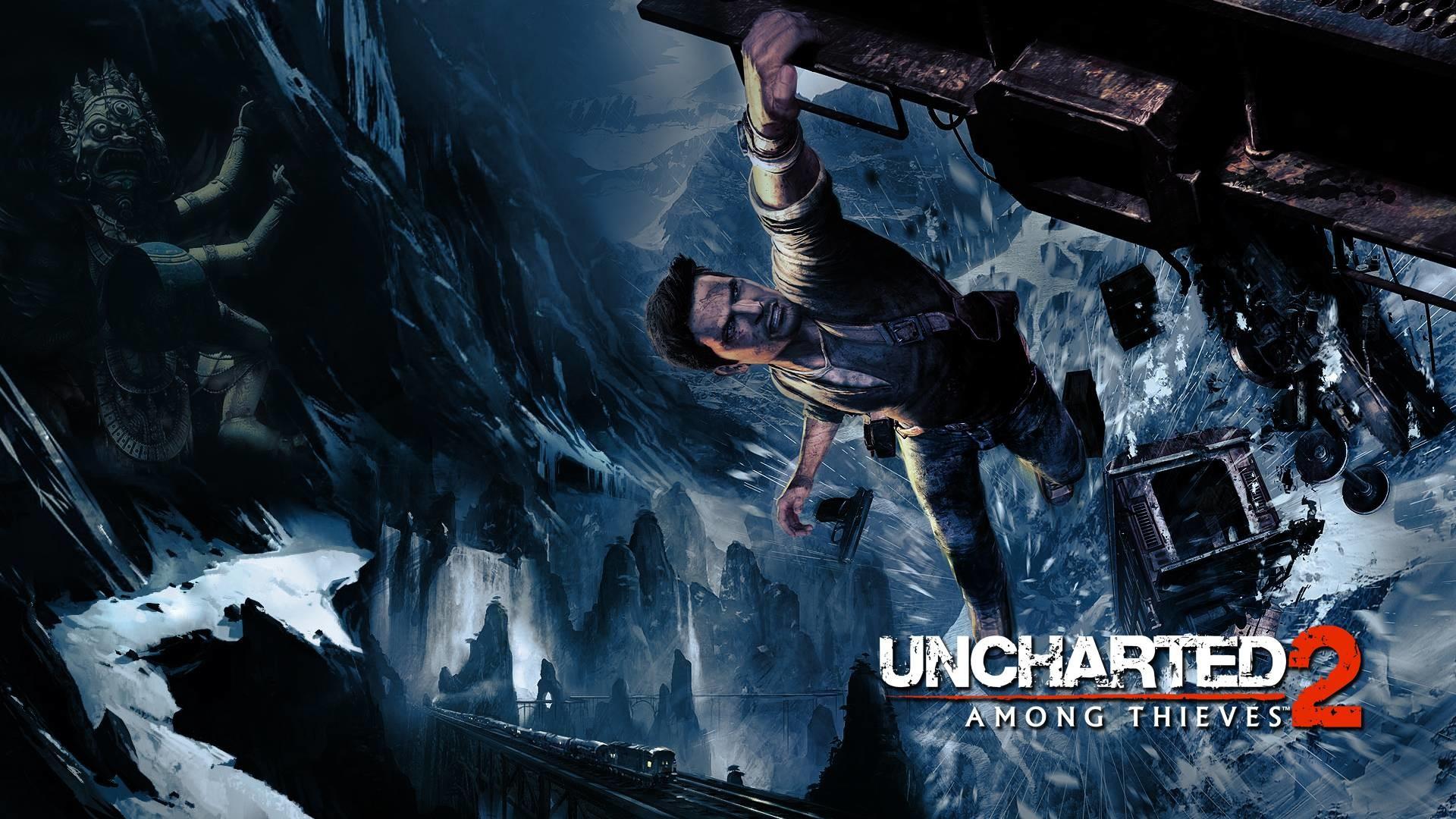 Uncharted wallpaper 55517