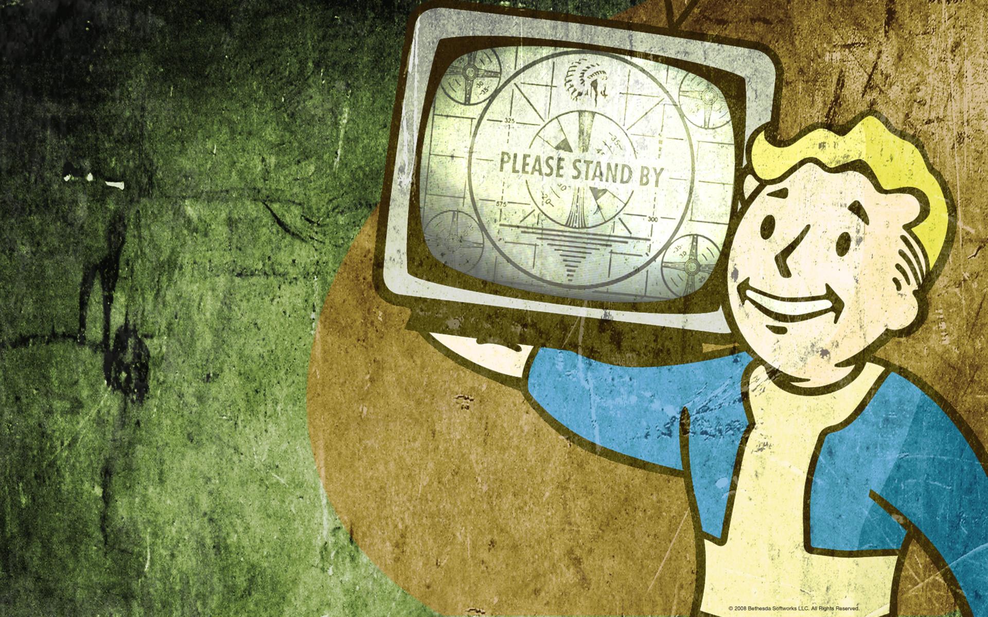 Fallout Vault Boy Wallpaper 49010