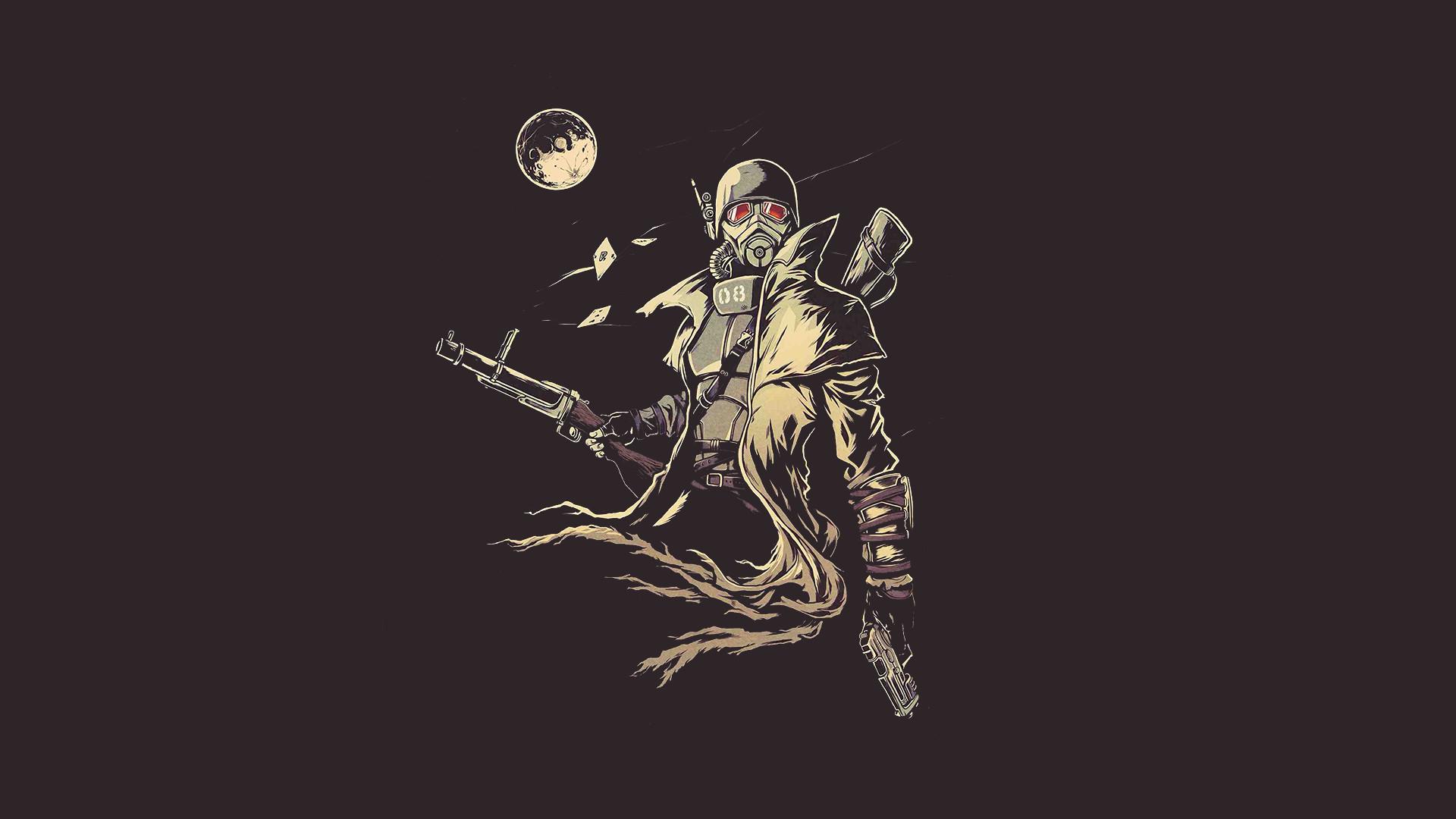 Fallout 4 Vault Boy Wallpaper – WallpaperSafari