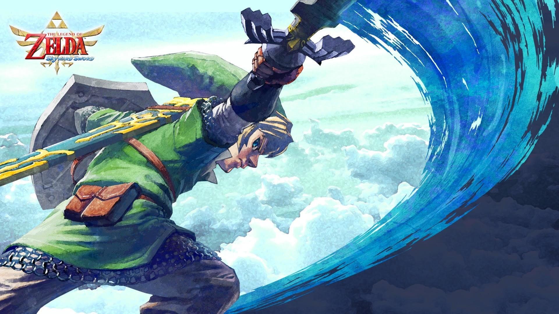 The Legend of Zelda background · Wallpapers Market full HD image