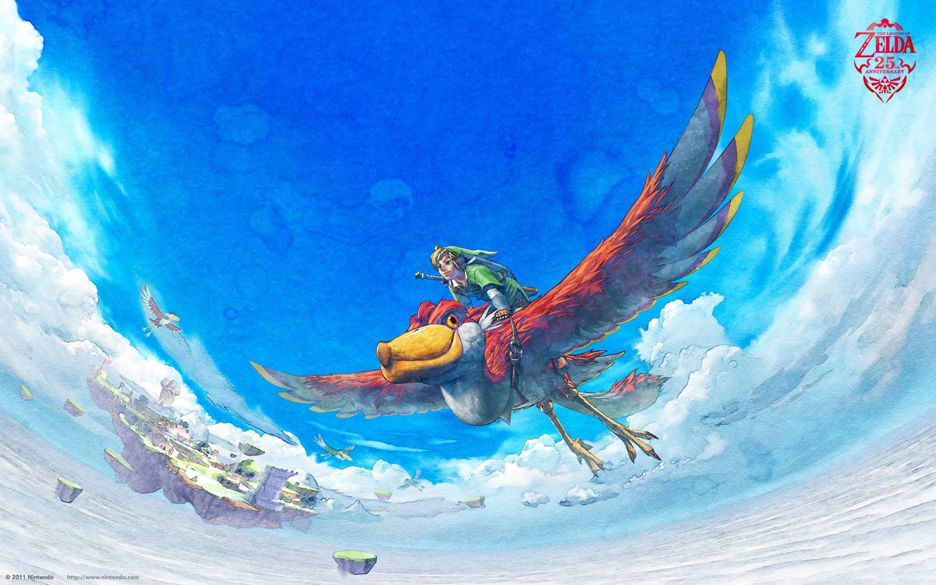 Legend Of Zelda Desktop Background Wallpaper | WallpaperPC